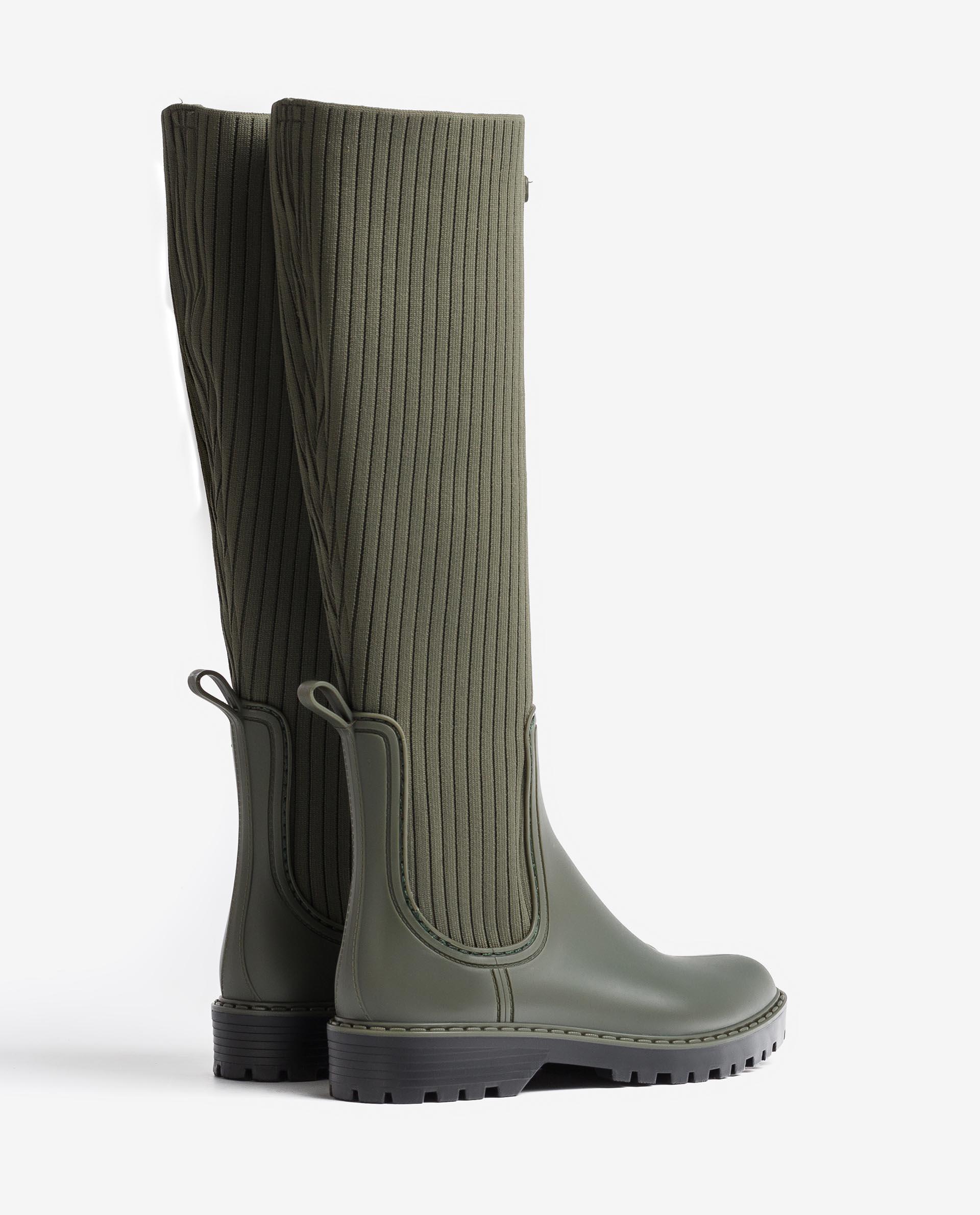 Unisa Boots ALERCE_21_RIB hunter