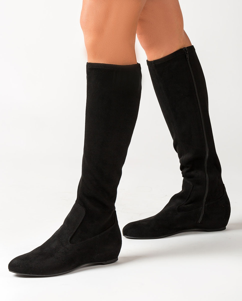 Unisa Boots CONTACT_ST black