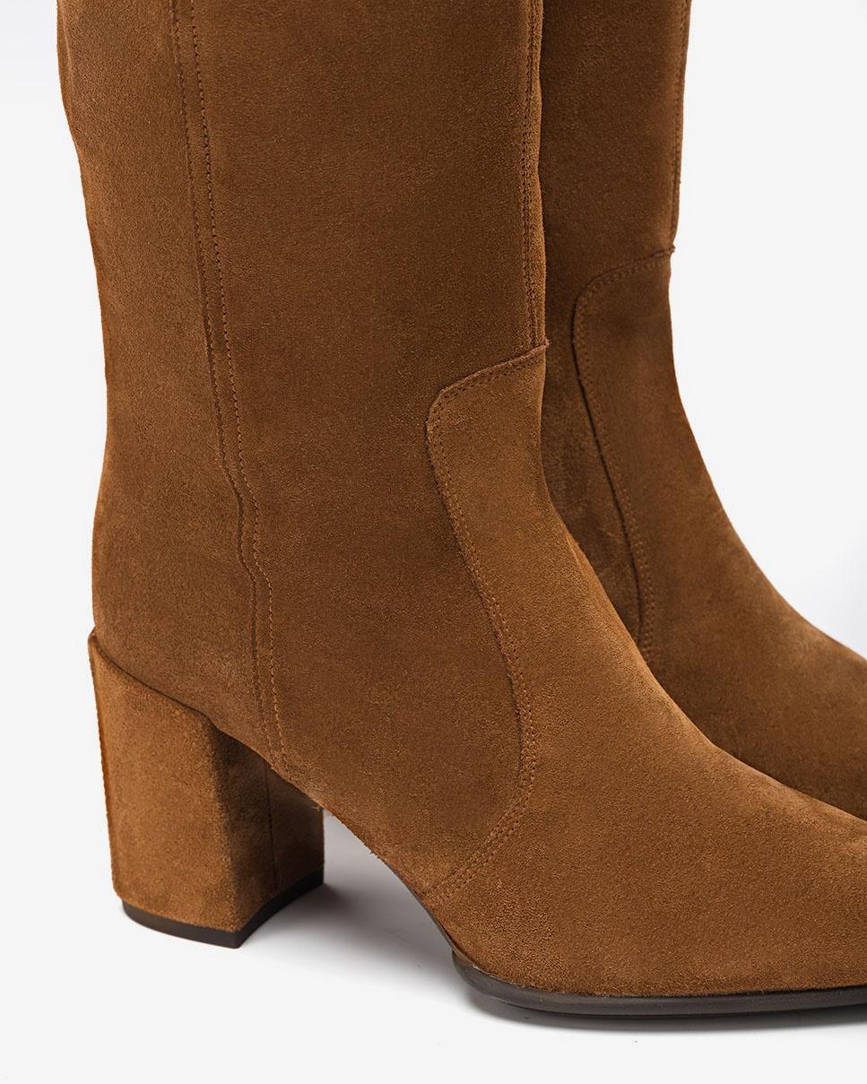 UNISA Sporty Cowboy heeled boots KURMA_BS ecian 2