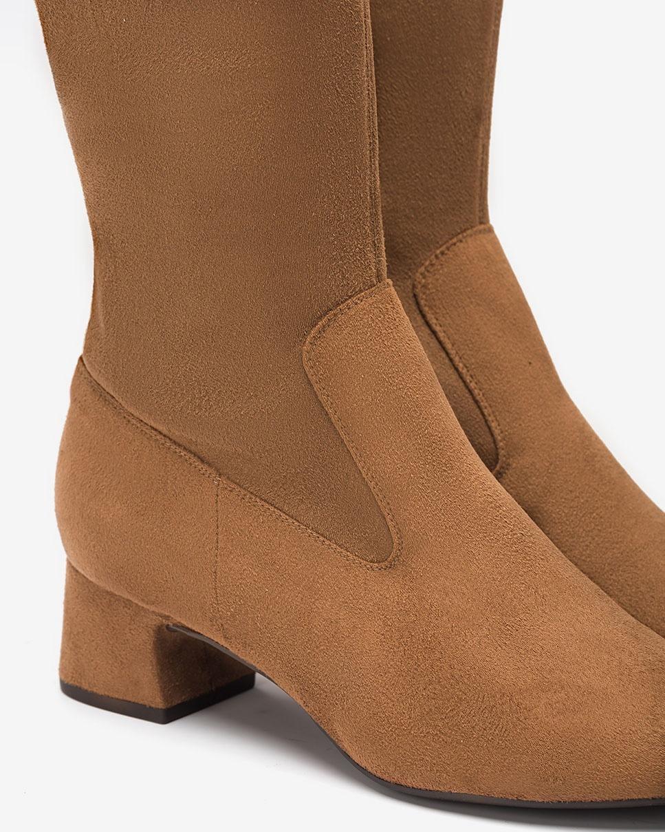 Unisa Boots LONJA_ST cumin