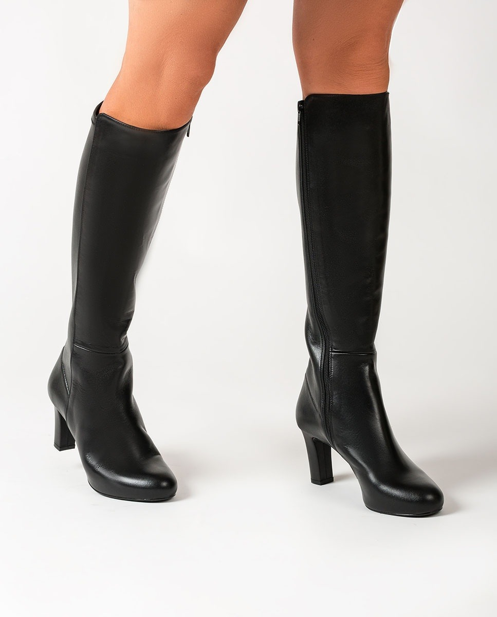 Unisa Boots NATALIE_F20_NA_STN black