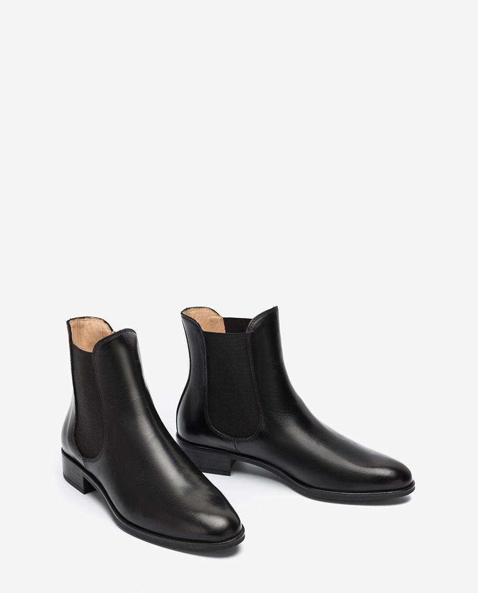 Unisa Ankle boots BOYER_NE black