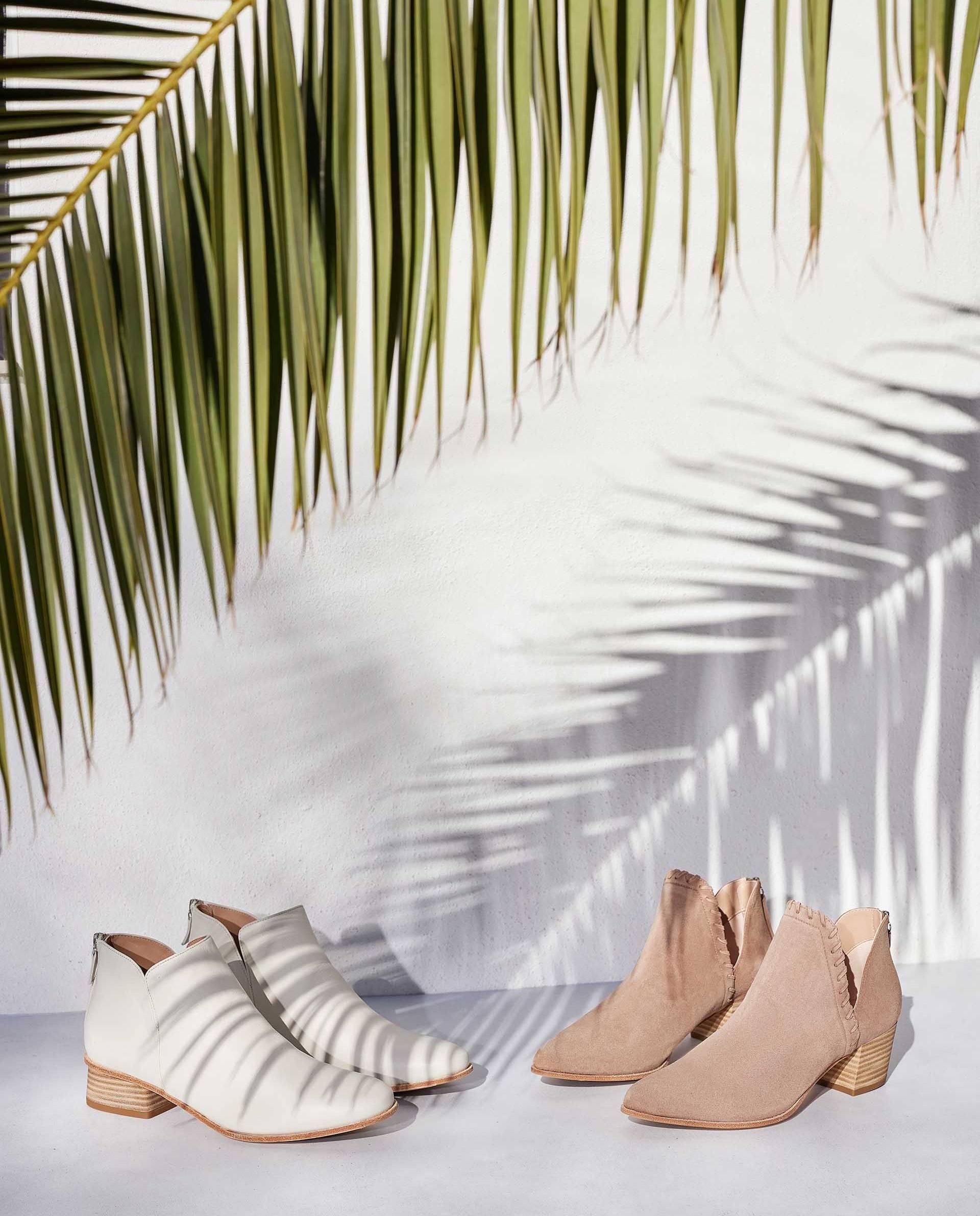 Unisa Ankle boots EJEME_VU ivory