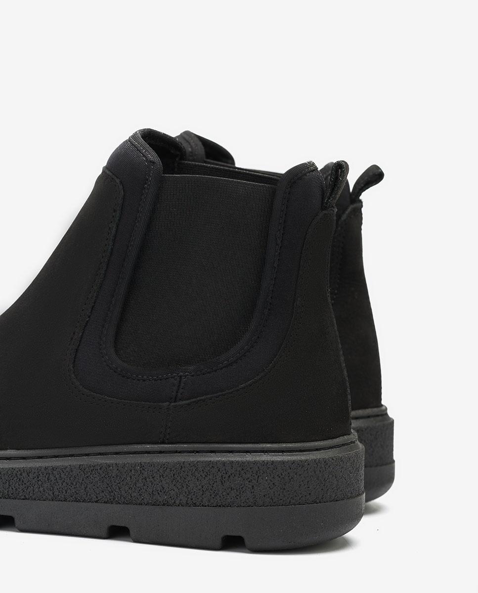 UNISA Black contrast Chelsea boots FLEET_BLU_SCU black 2