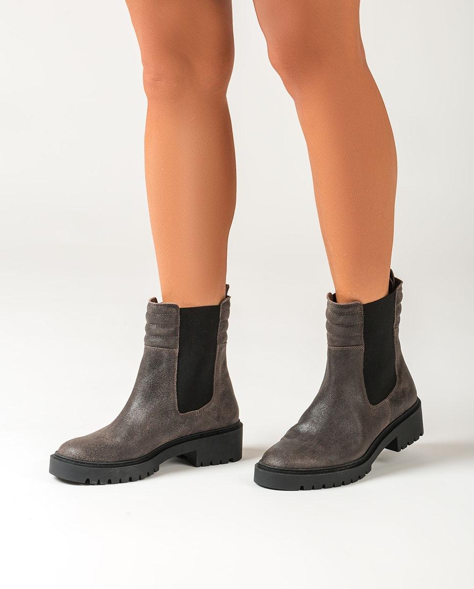 UNISA Biker Chelsea ankle boots GREEK_AV rhino 2