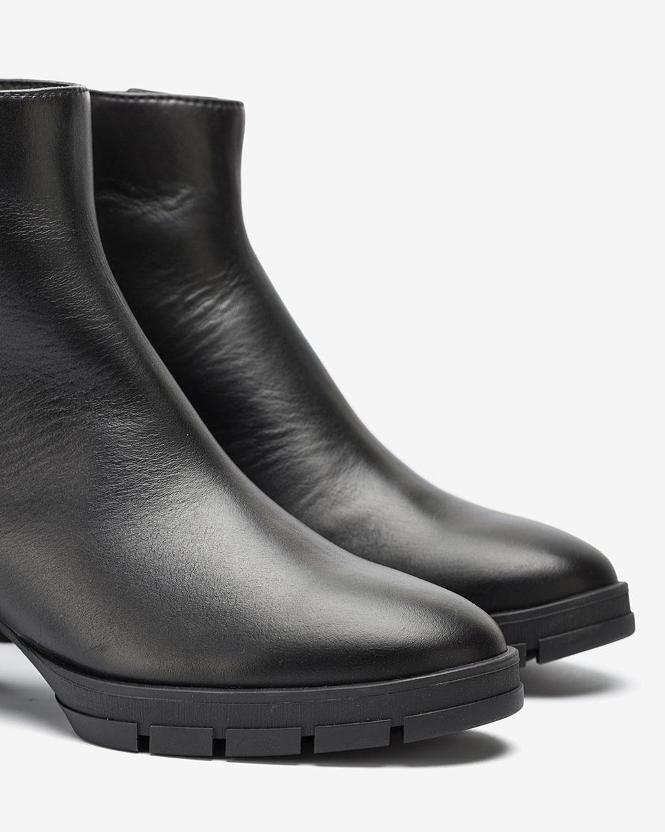 UNISA Black heeled ankle boots JAICO_NF black 2