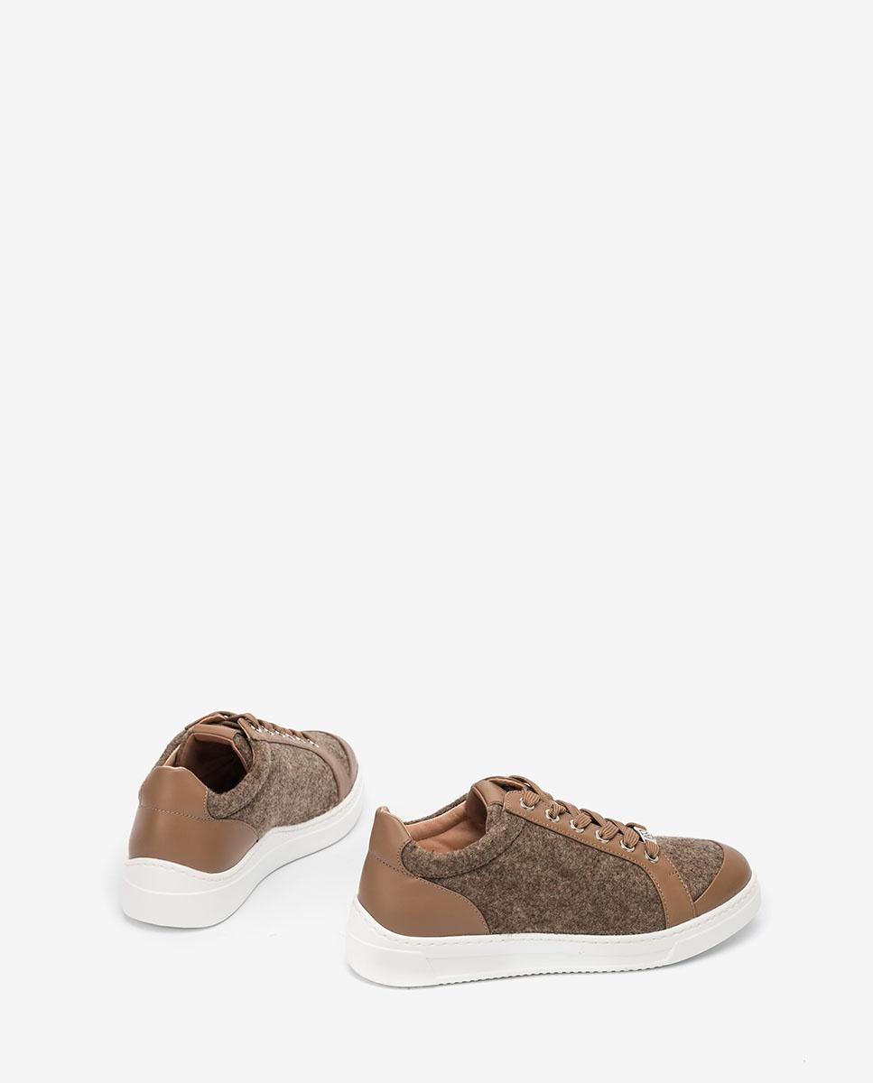 UNISA Ecowool sneakers  FAIFAX_EW_NF natu/seal 2