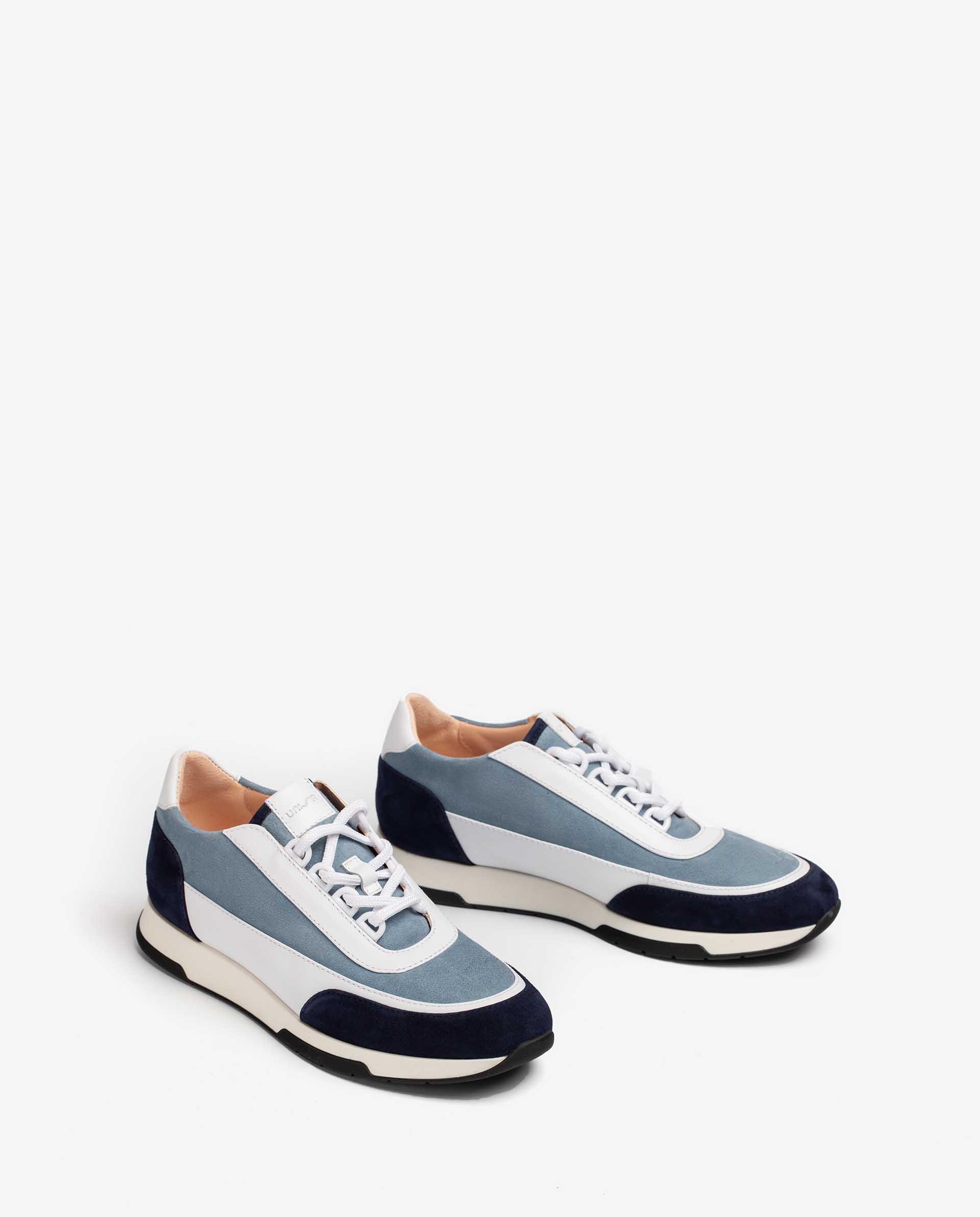 UNISA Multi materials sneakers FATI_21_KS 2