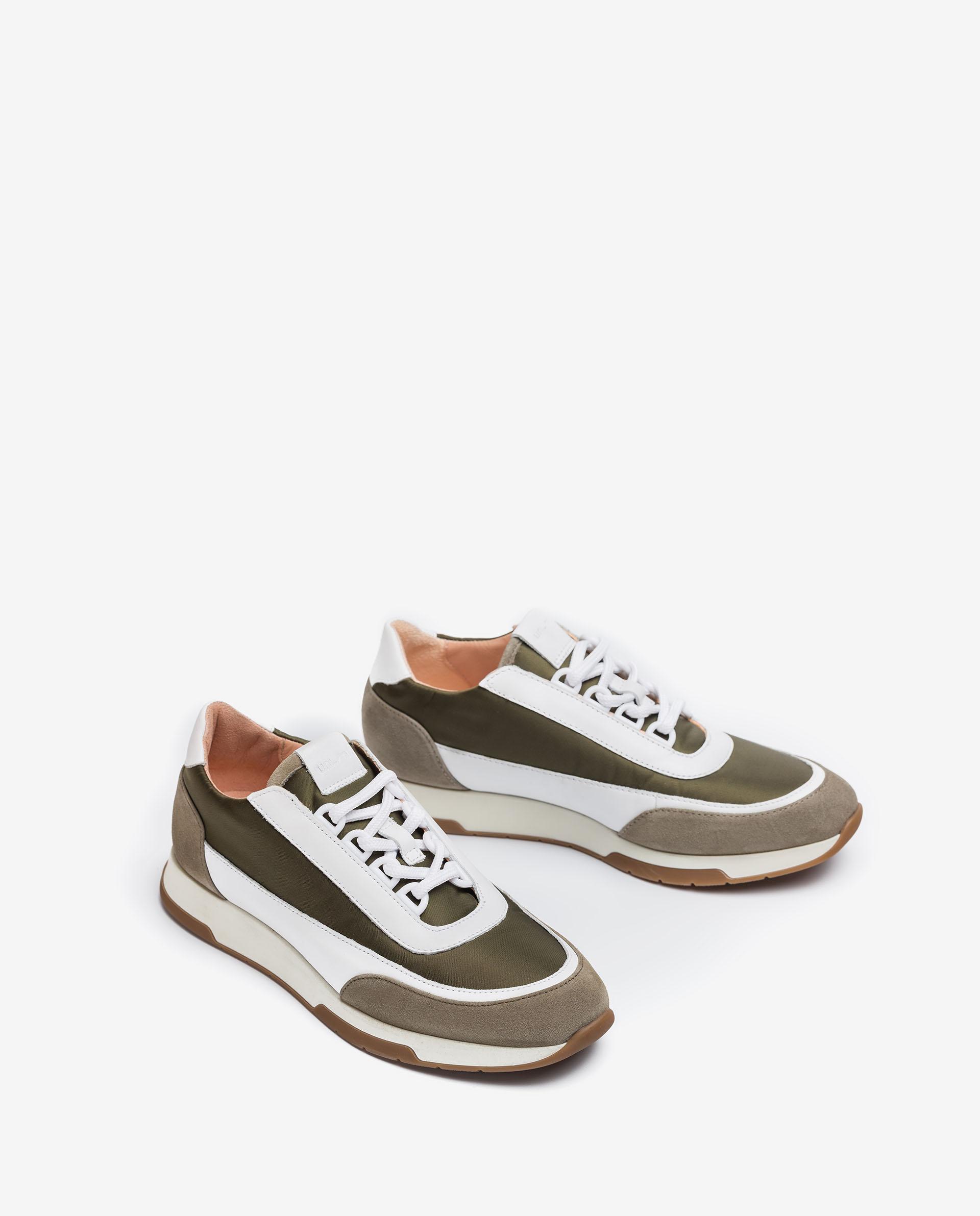 UNISA Multi materials sneakers FATI_21_MULTI 2