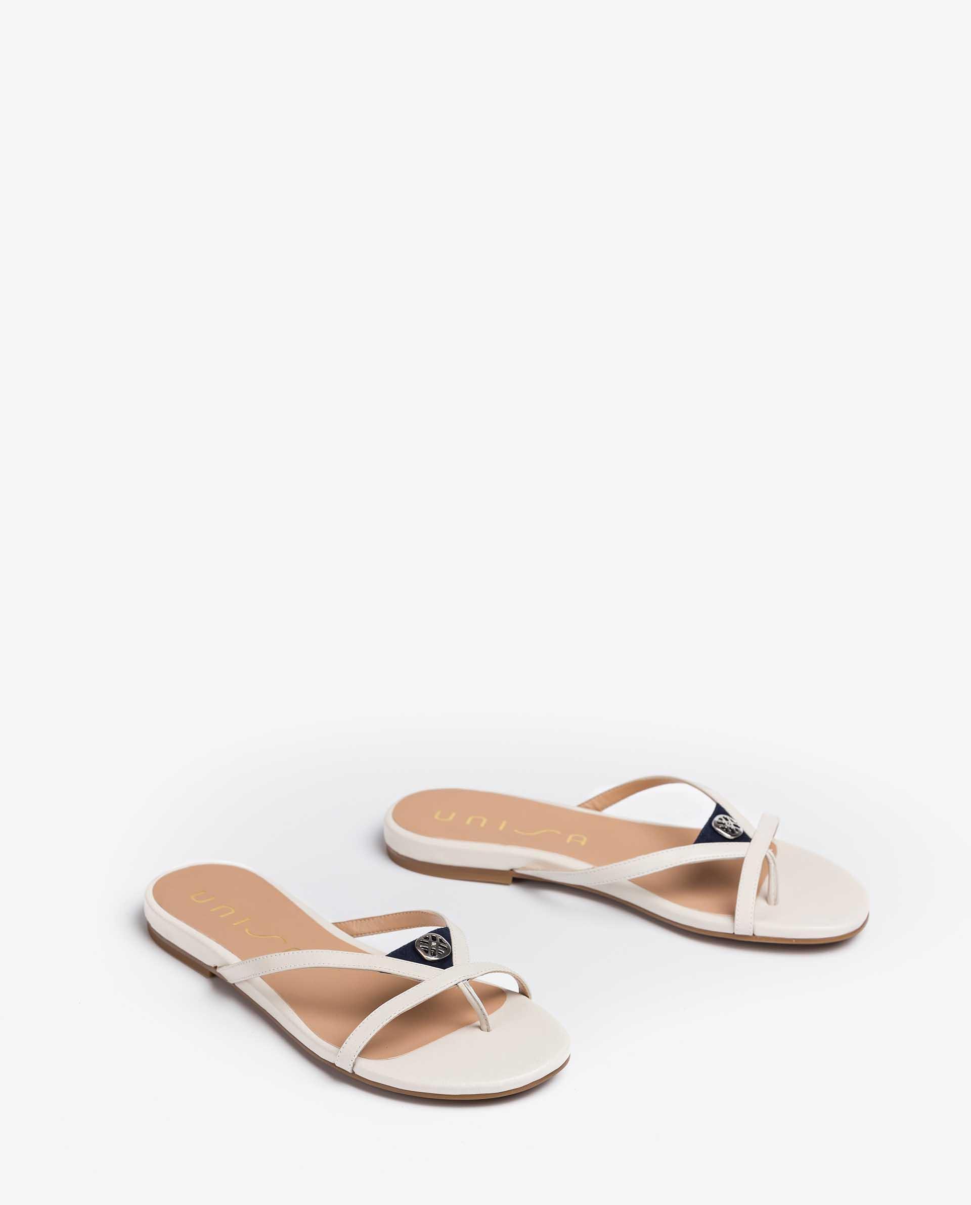 UNISA Contrast toe sandals CASTELL_NA_KS 2