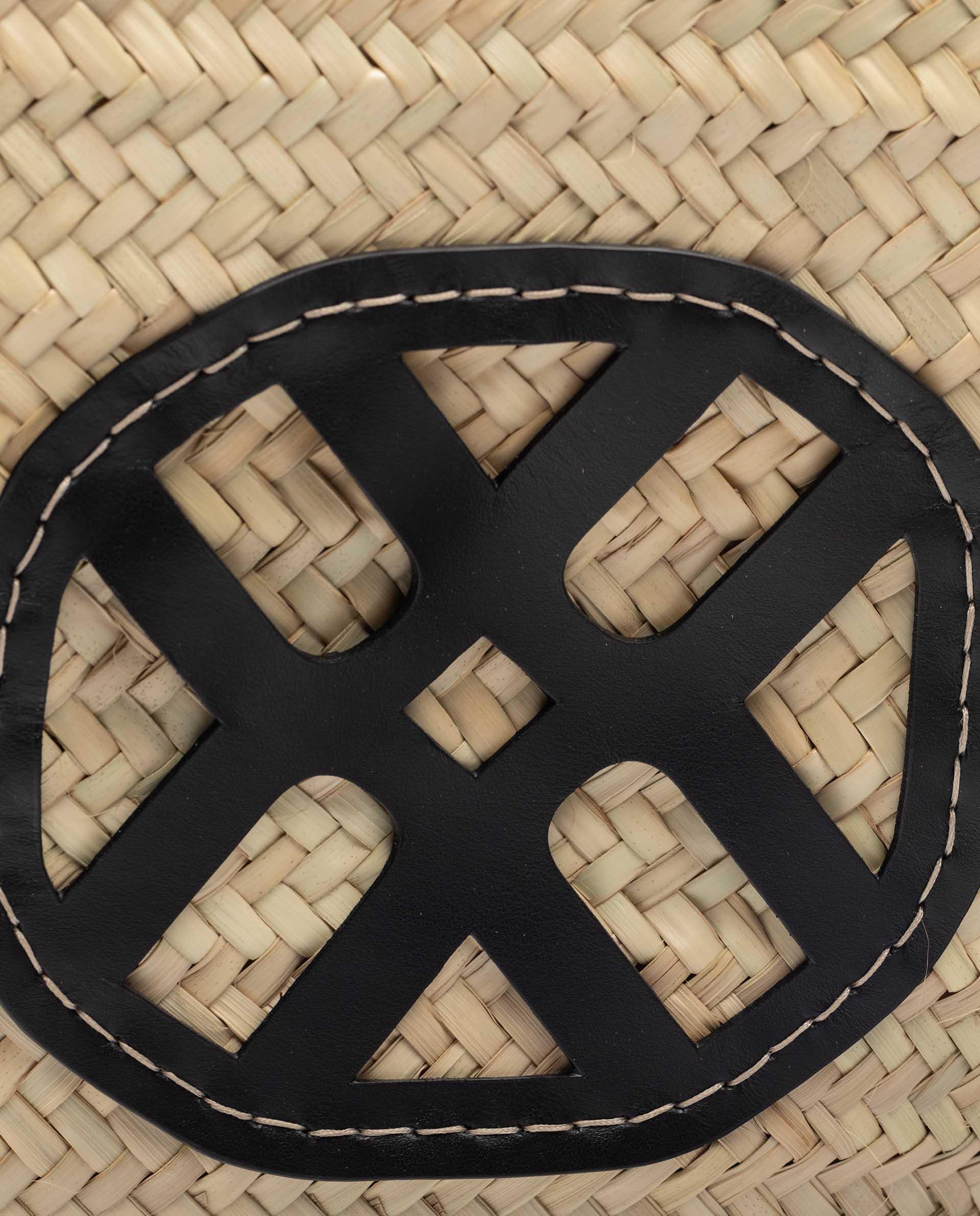 Unisa Large handbags ZCARRYCOT_L black/natu