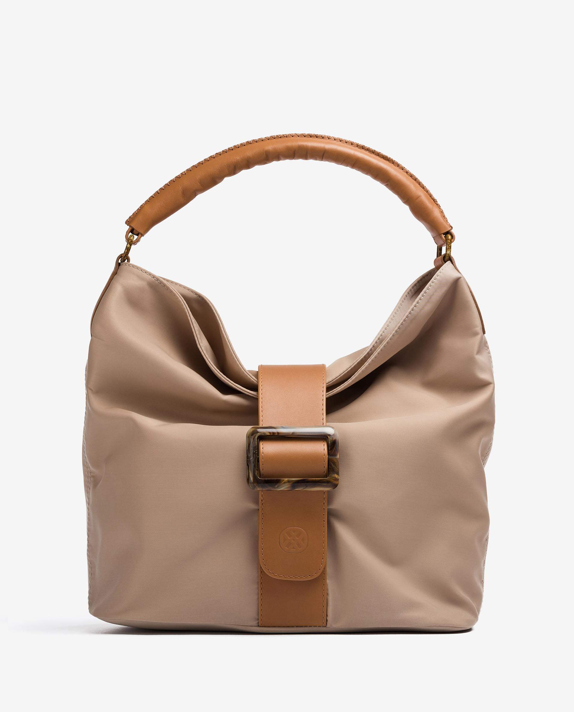 UNISA Bag with magnet closure and buckle detail ZODELIANY_BUS 2