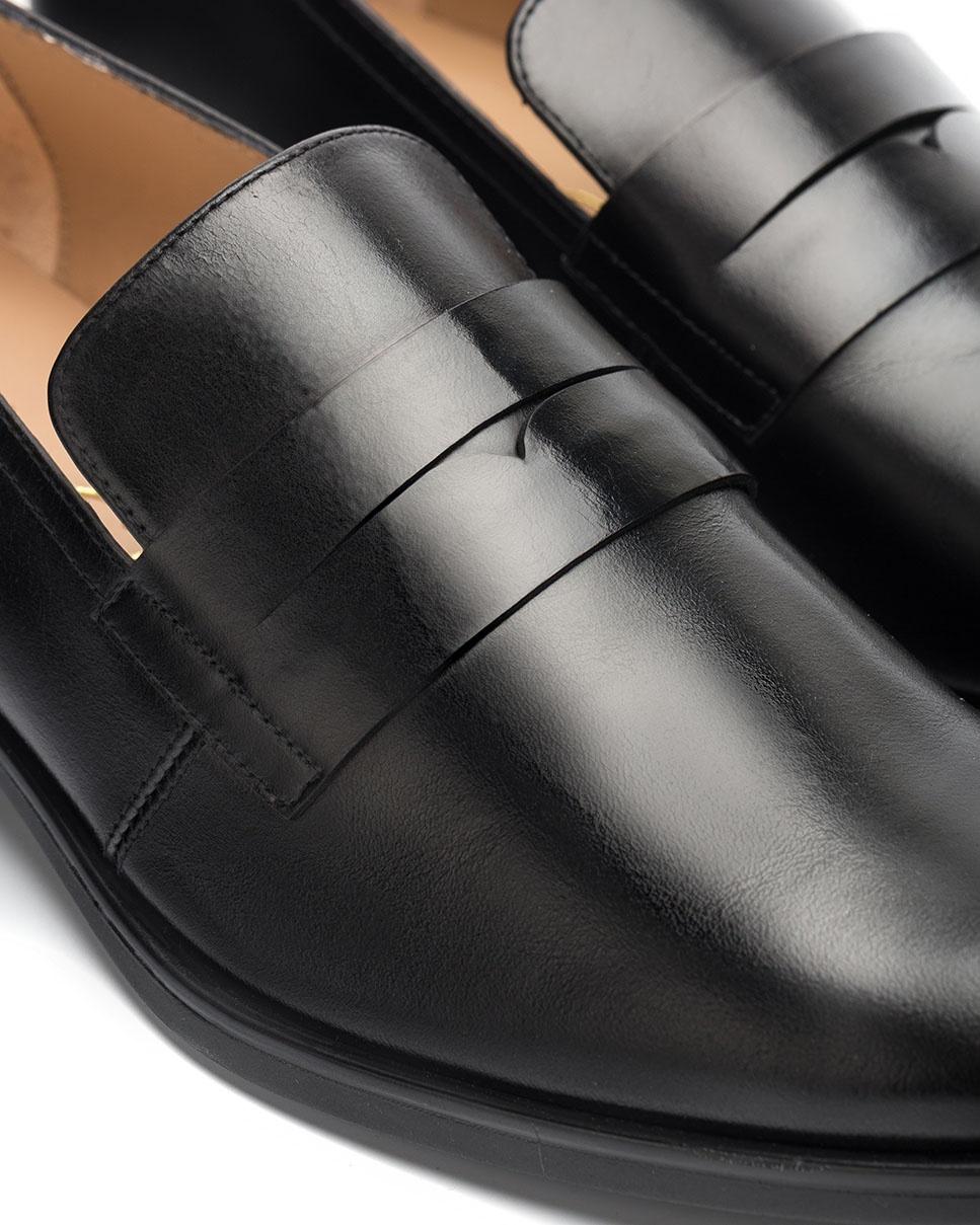 UNISA Black loafers BARBER_NE black 2