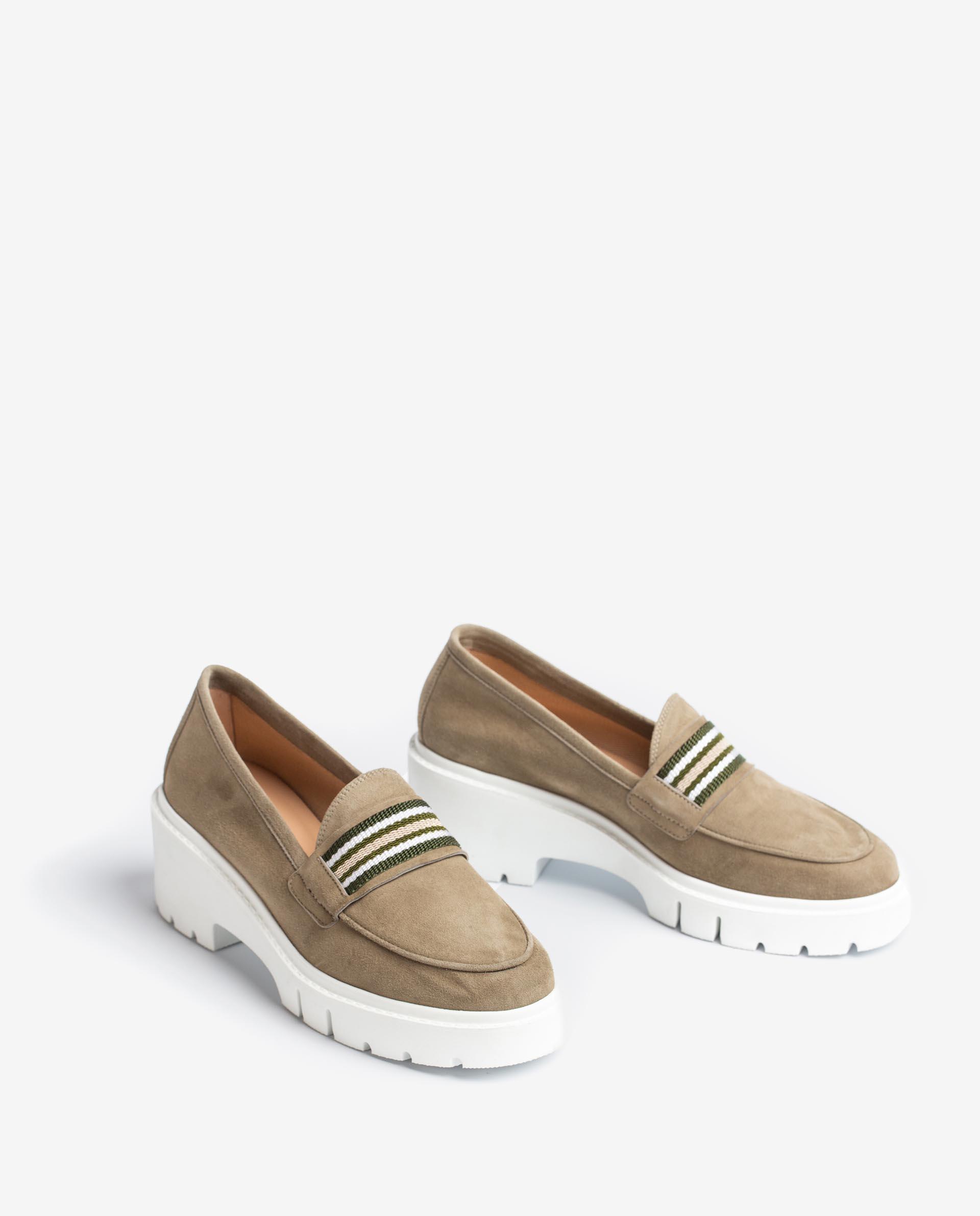 UNISA Track platform loafers JARILLA_KS 2