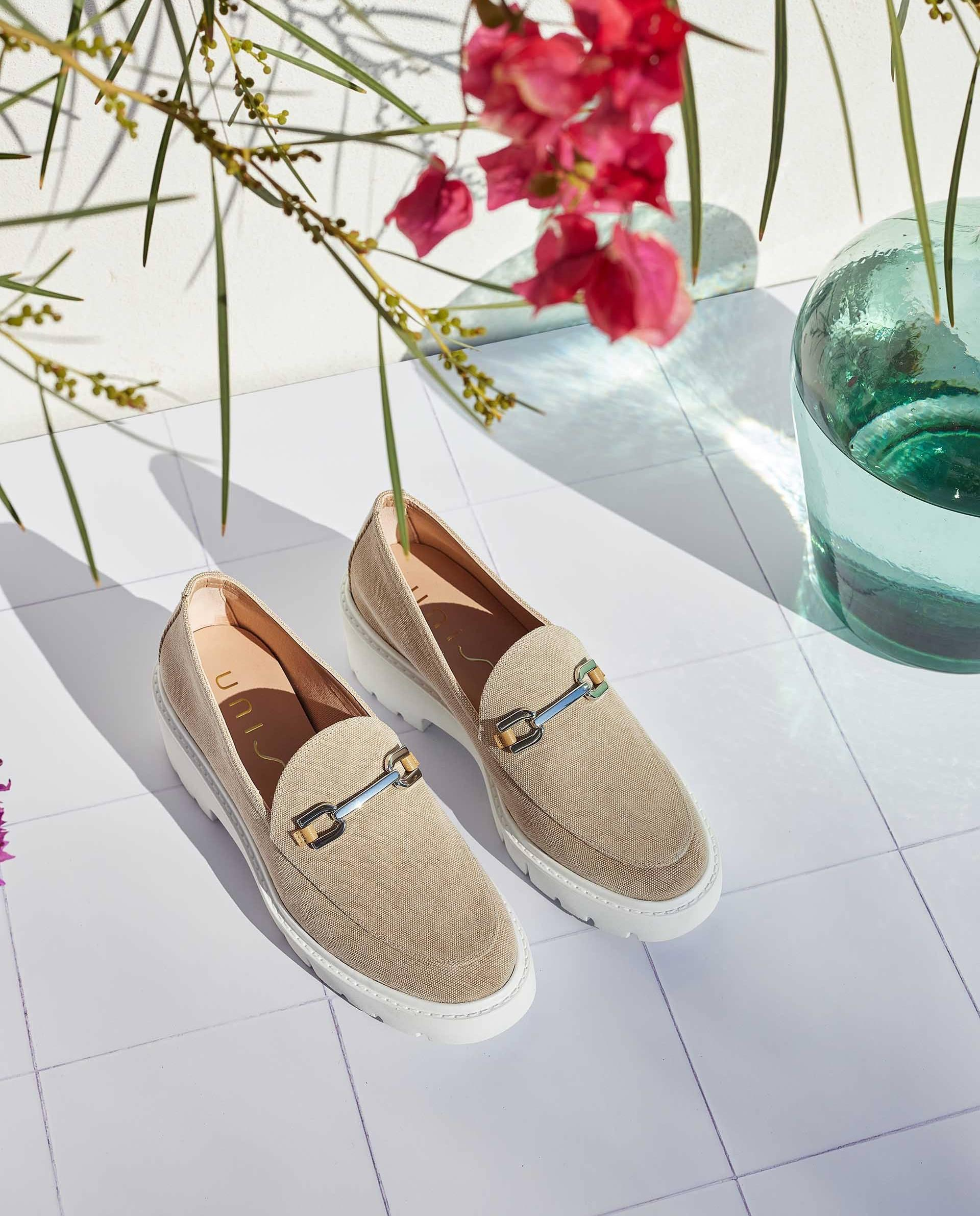 Unisa Loafers JAULIN_ECL natural