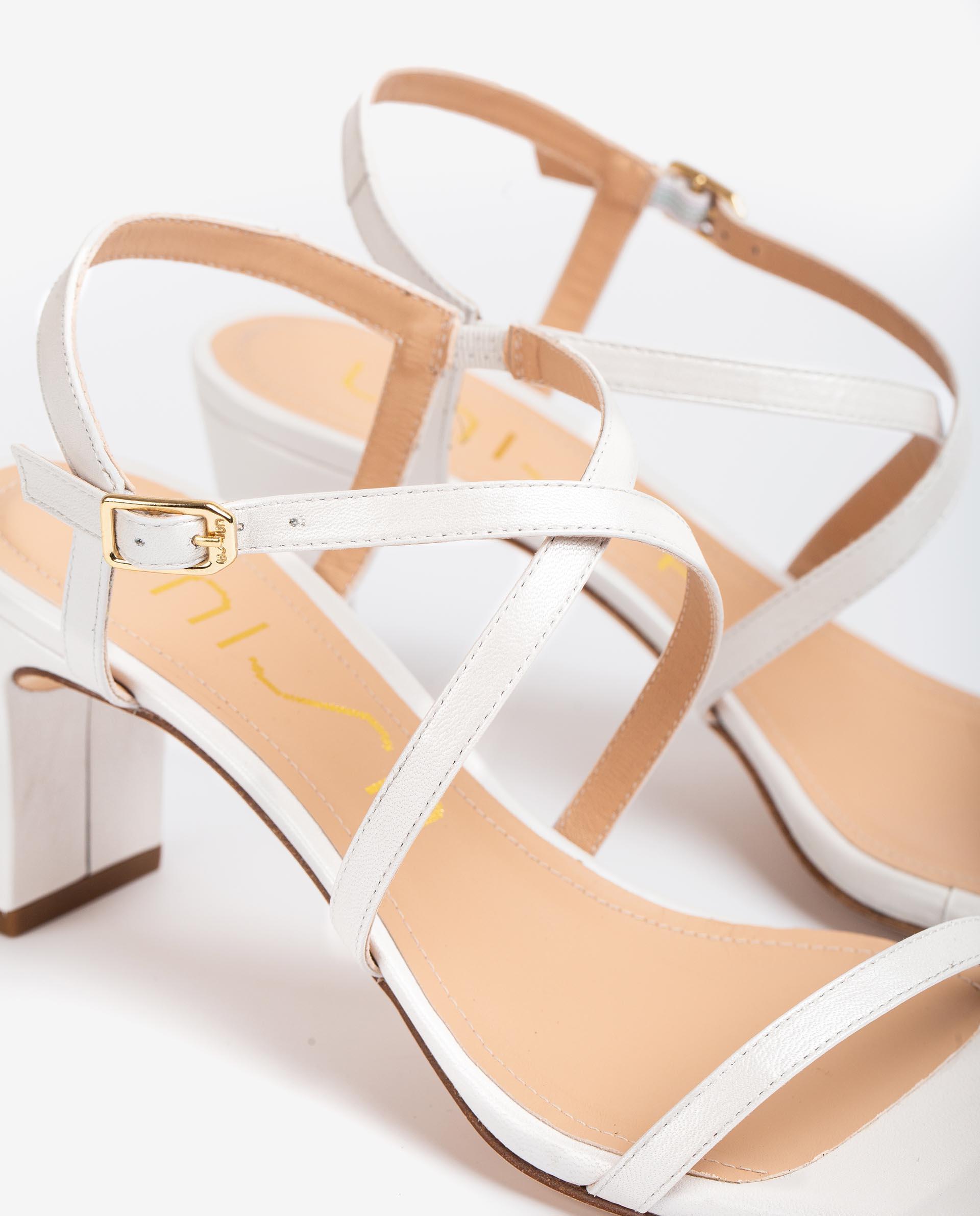 UNISA Thin instep straps sandals MONROY_NA_N 2