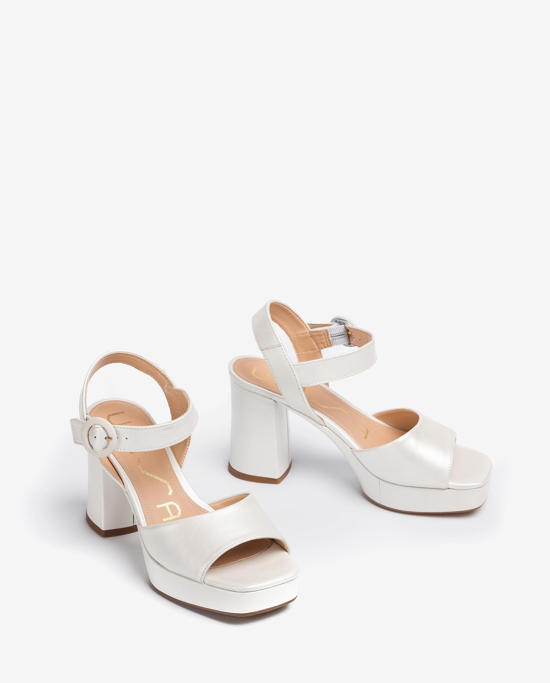 UNISA Bridal sandals with ankle strap ODRAN_NA_N 2