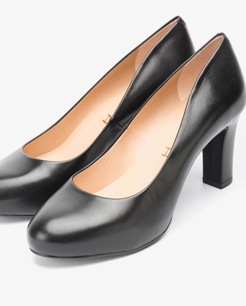 UNISA Leather pumps NUMIS_F20_NA black 2