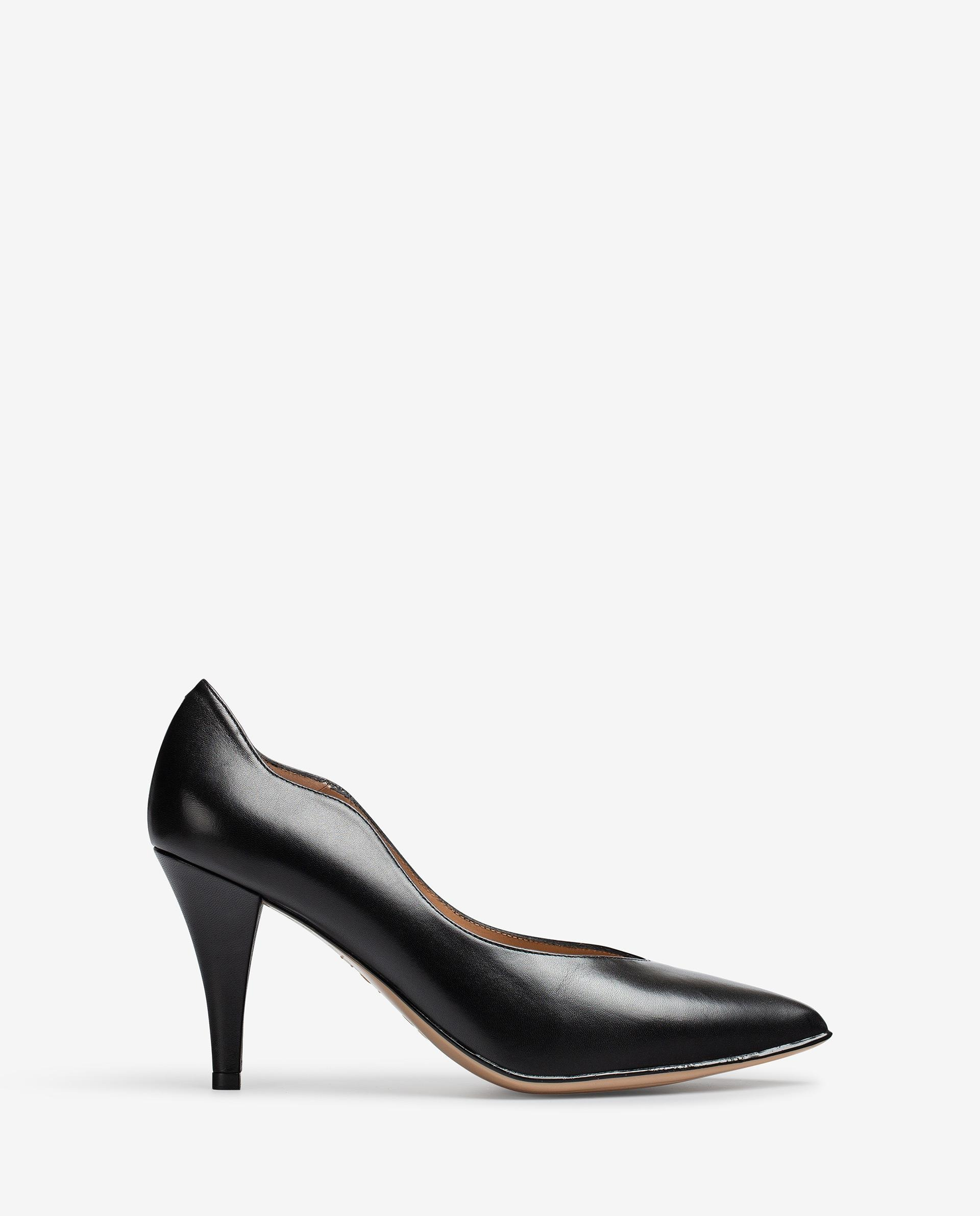 UNISA Pointy toe leather pumps TAFALLA_NA 2