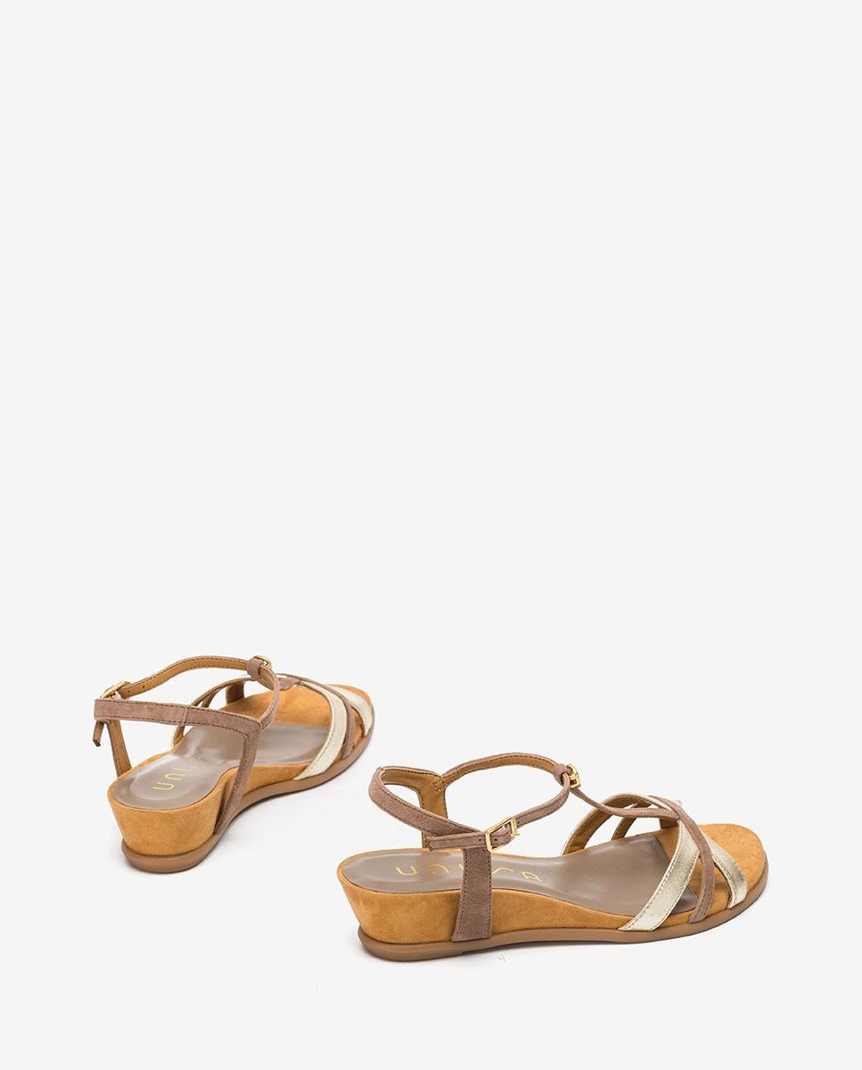 Unisa Sandals BINAR_LMT_KS plati/fung