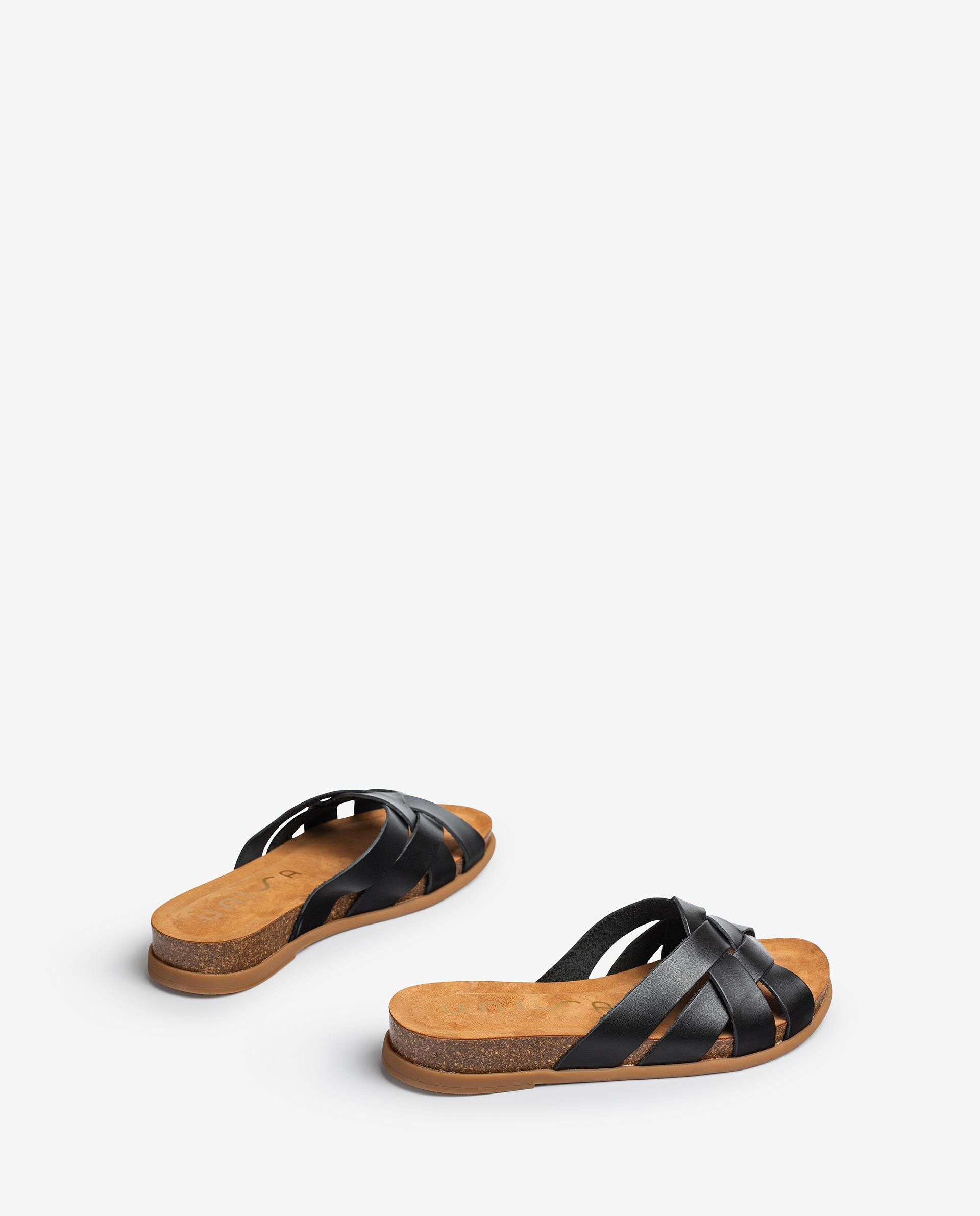 Unisa Sandals CABRU_RAN black