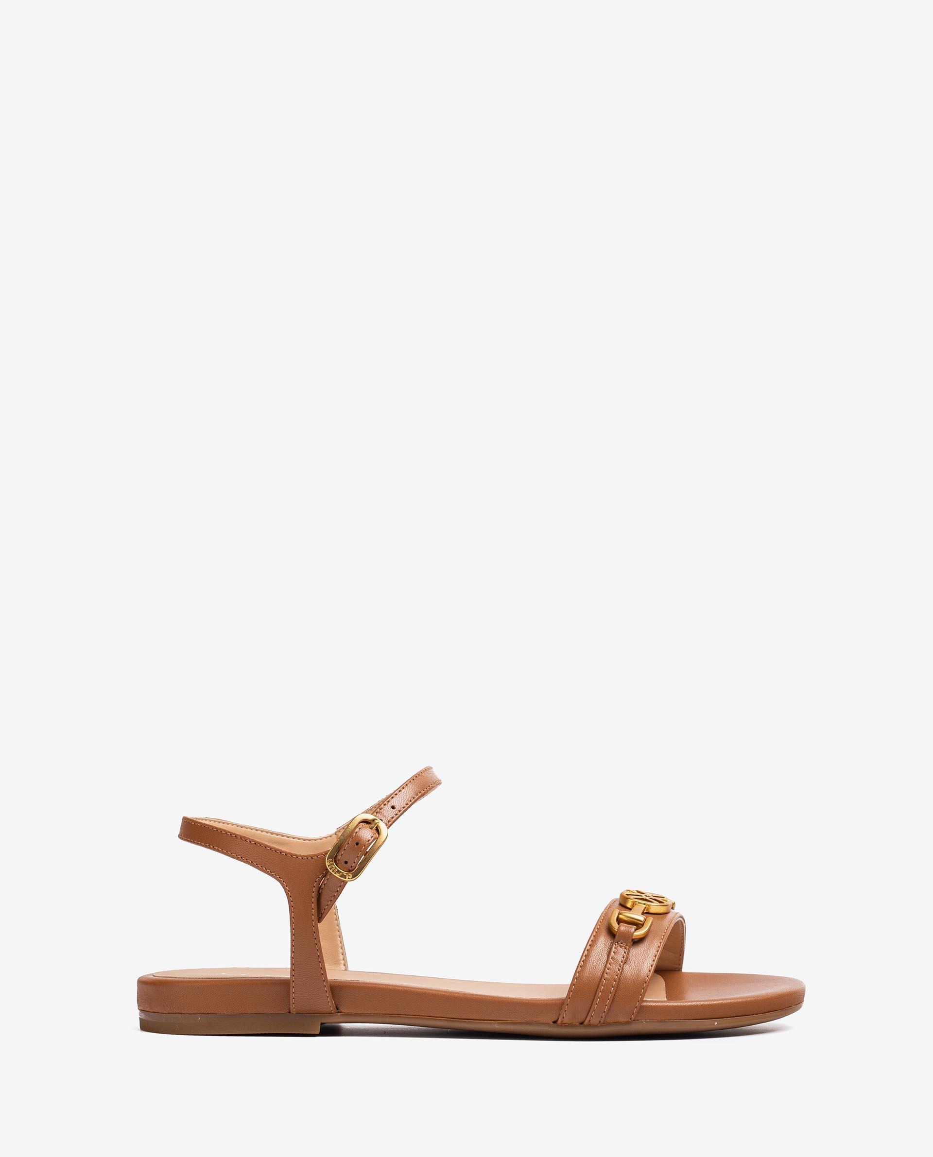 UNISA Leather flat sandals CARIMO_NA 2
