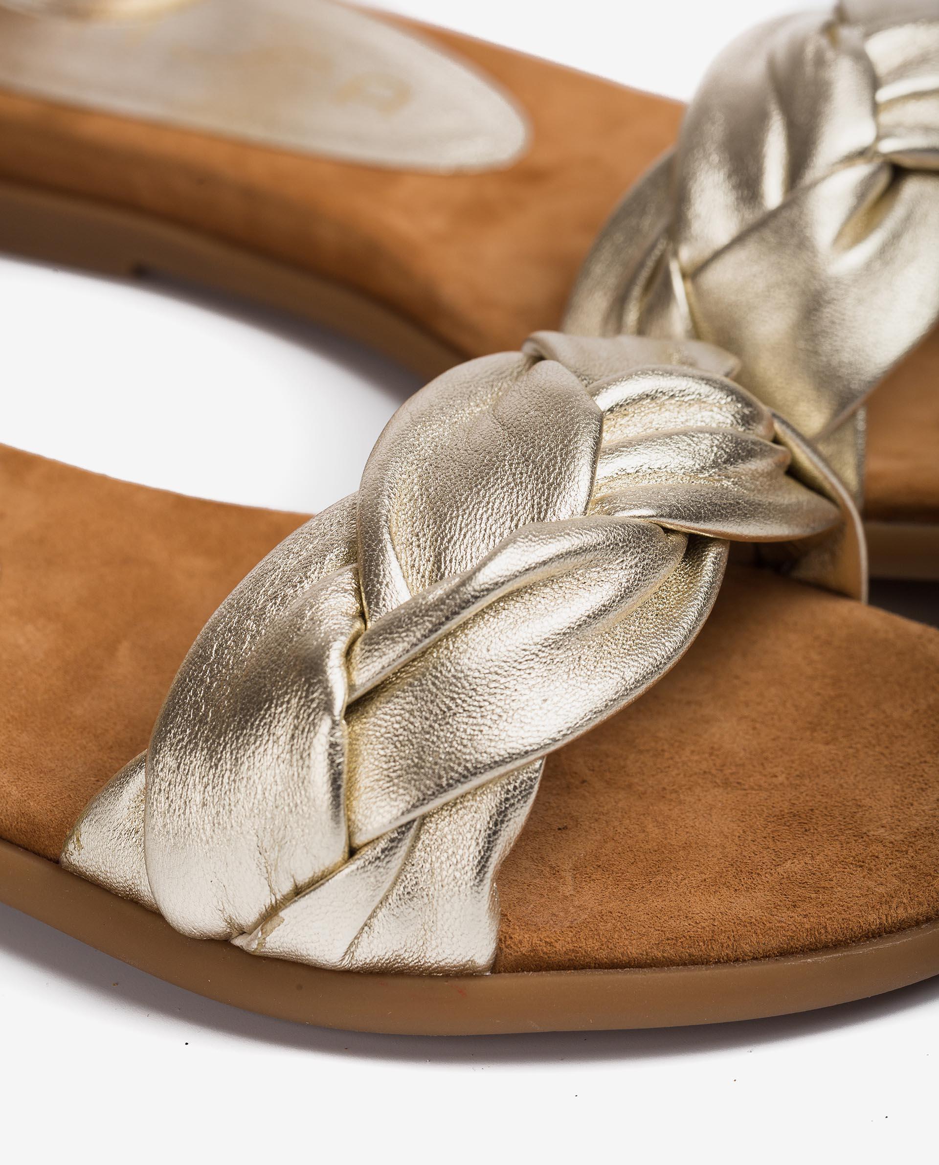 Unisa Sandals CELADA_LMT platino