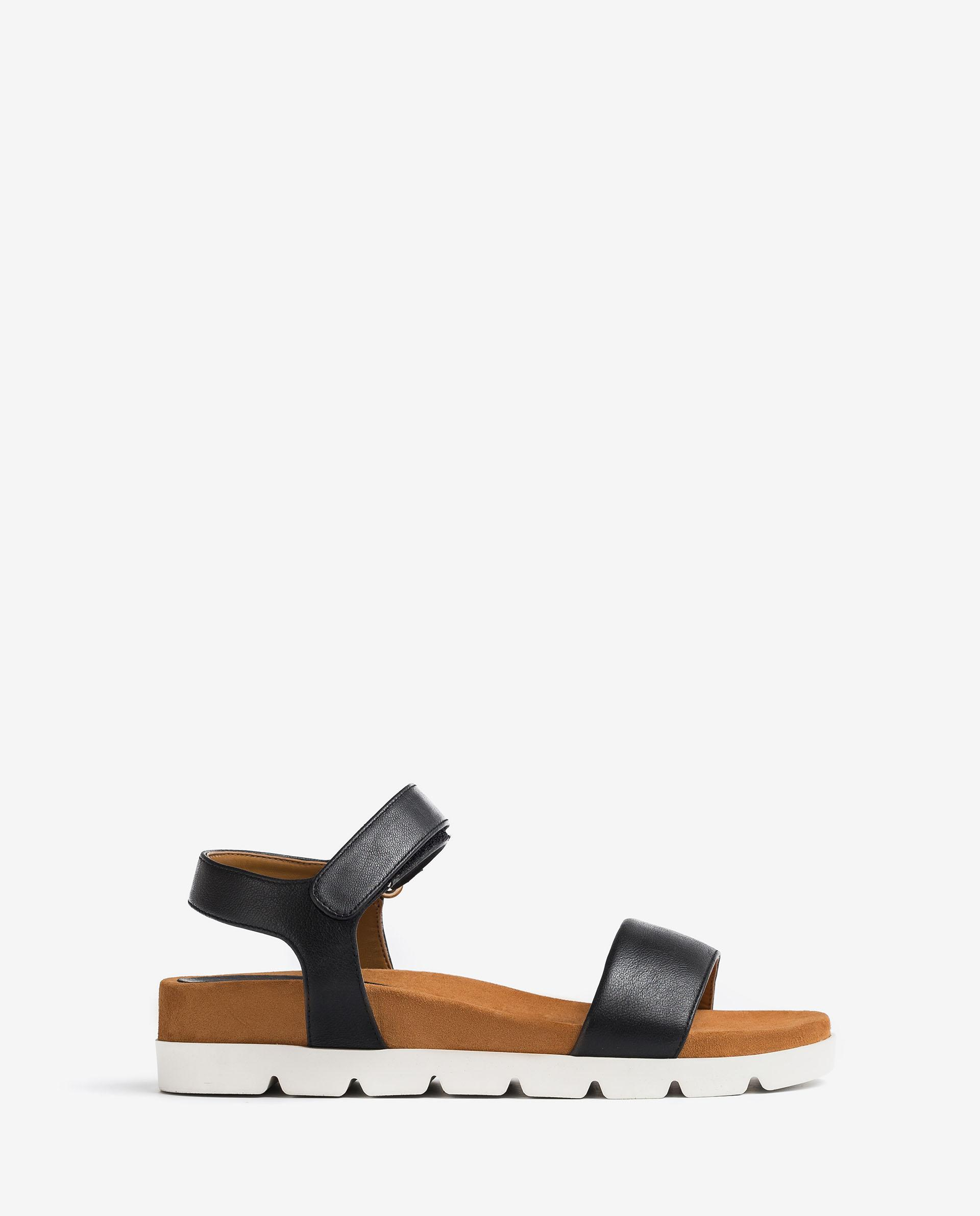 UNISA Sandals with hook and loop strap CEPEDA_NS 2