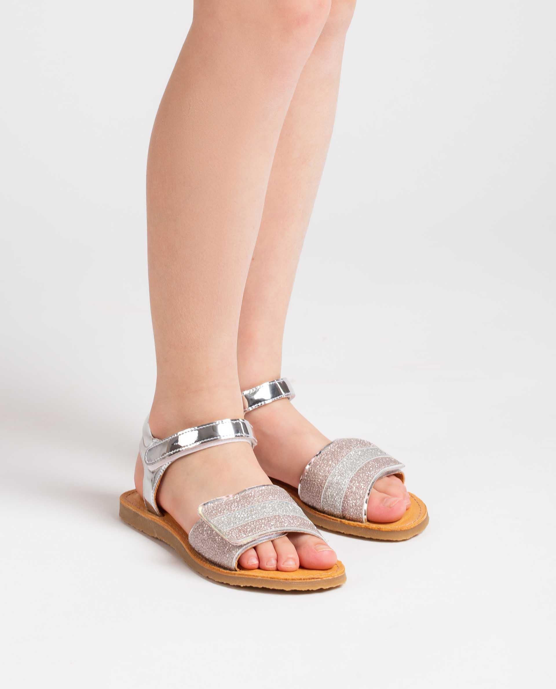 Unisa Sandals GINNY_BON_SP ROSA/SILVE