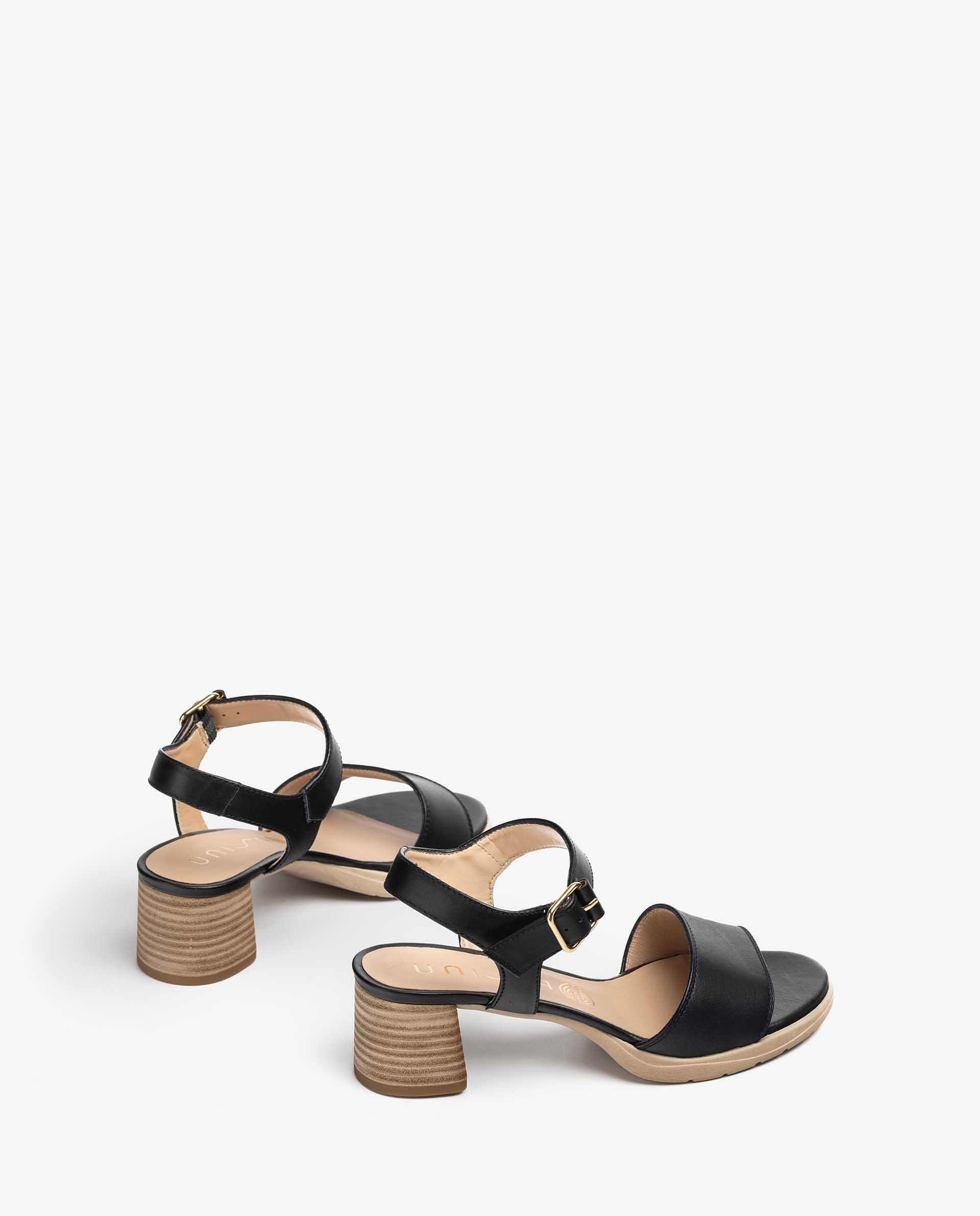 Unisa Sandals GODOY_21_MOA black