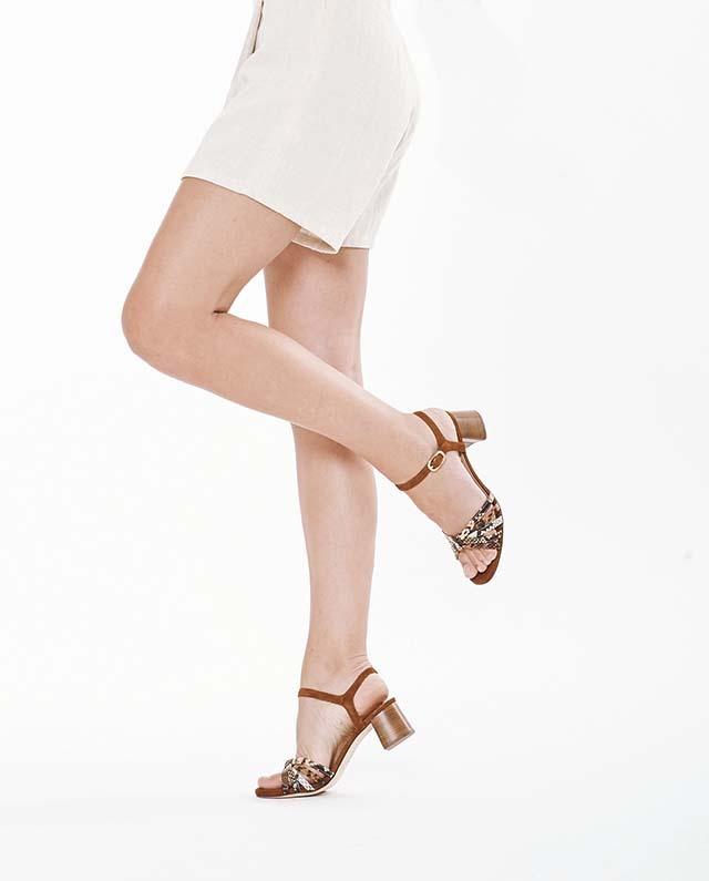 Unisa Sandals GRATA_VIP_KS tek/sun/na