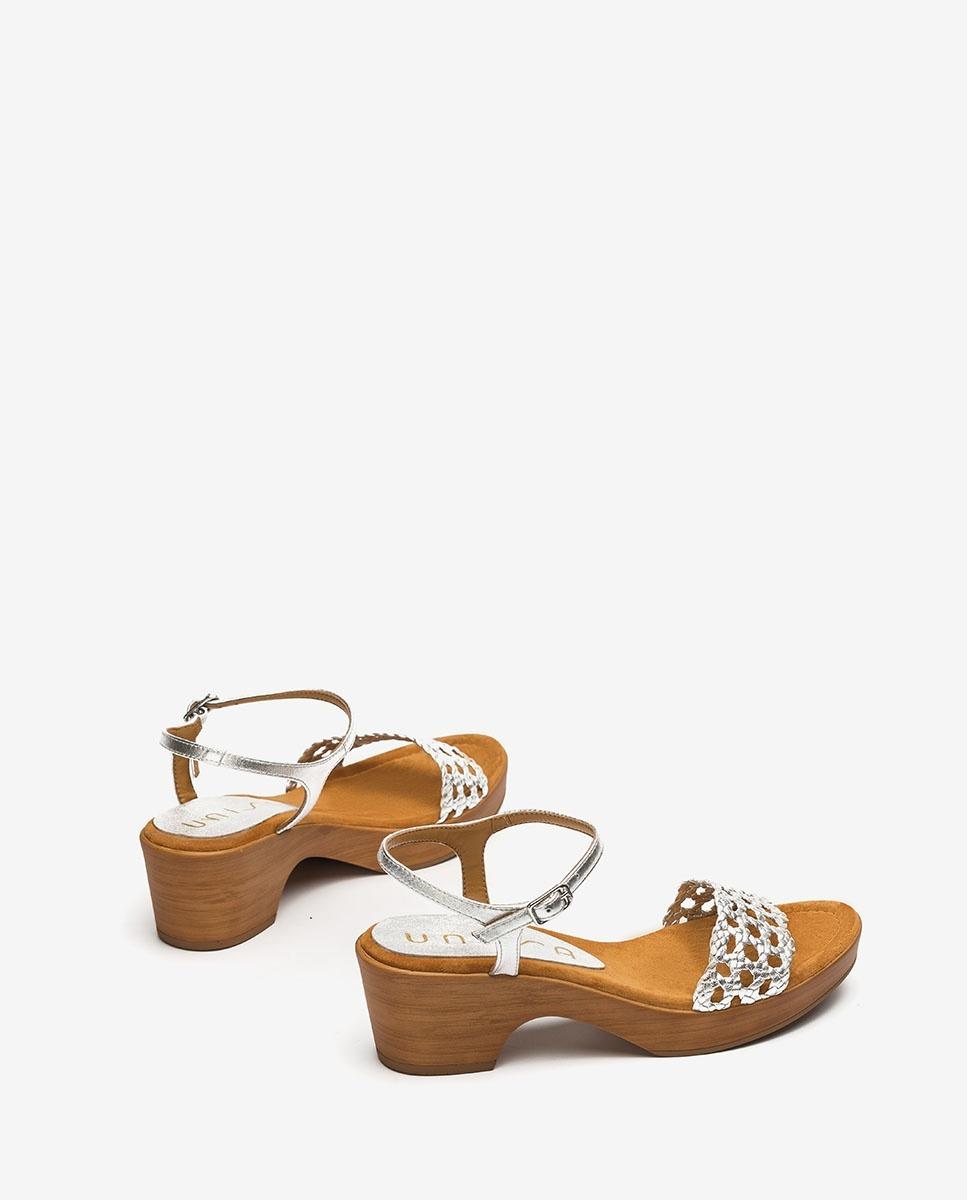 Unisa Sandals ILOBI_LMT silver