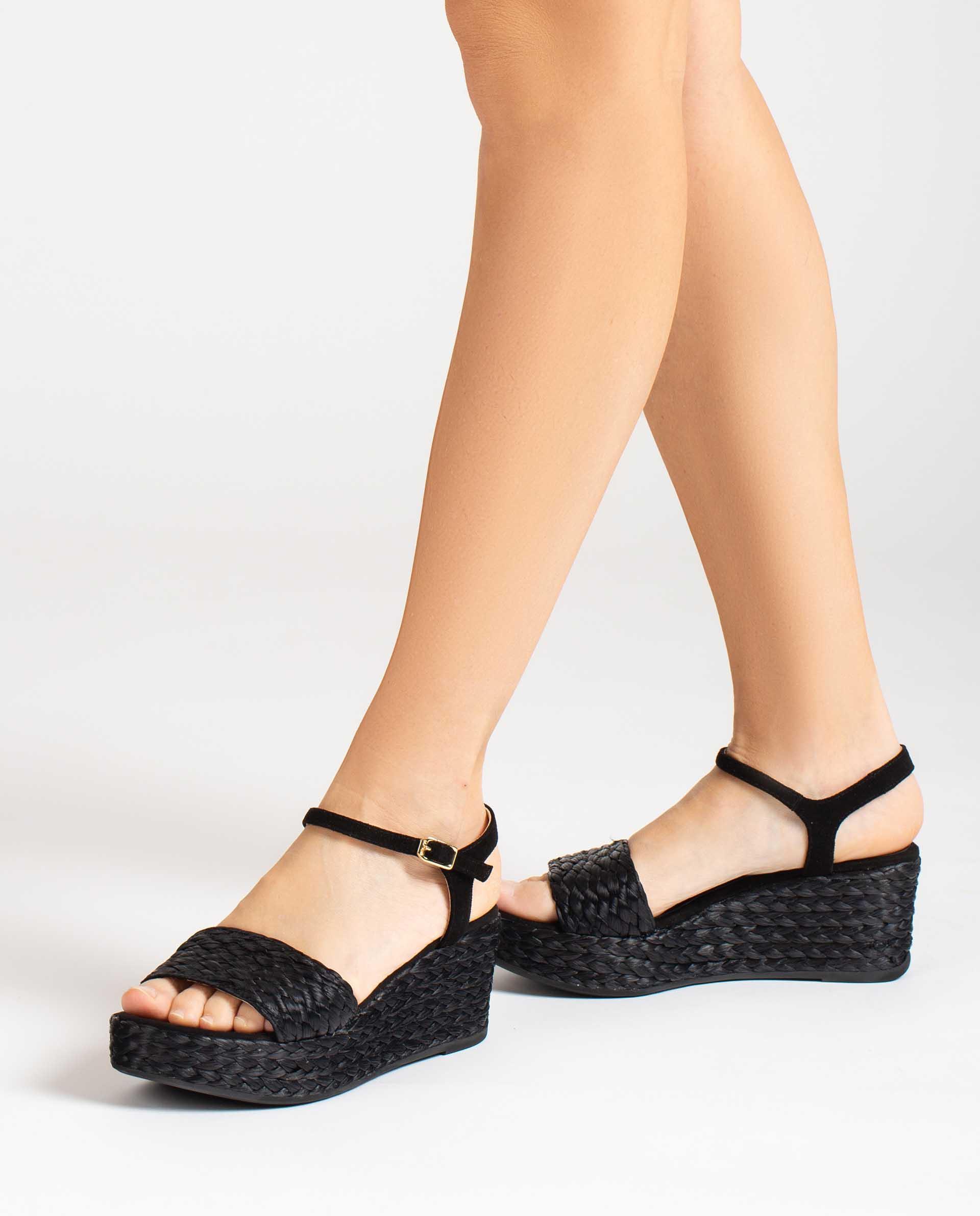 Unisa Sandals KINGS_KS black