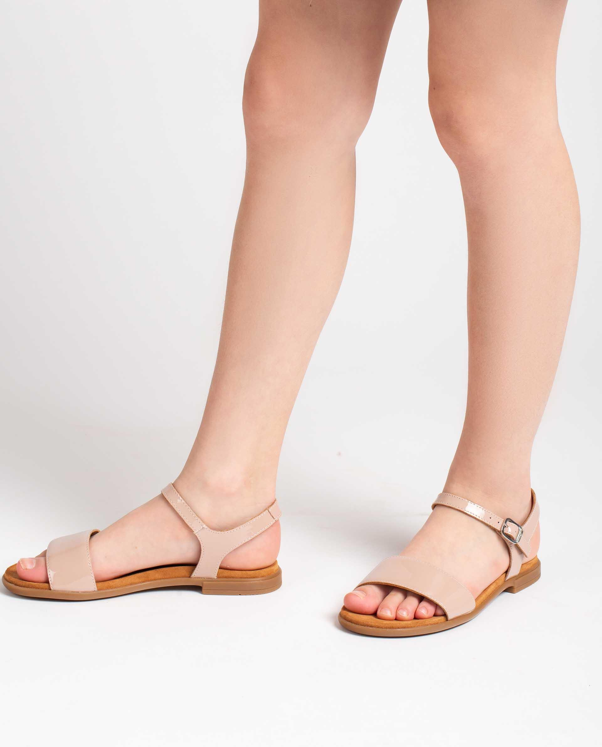 Unisa Sandals LIRITA_21_PA_CAN dusty
