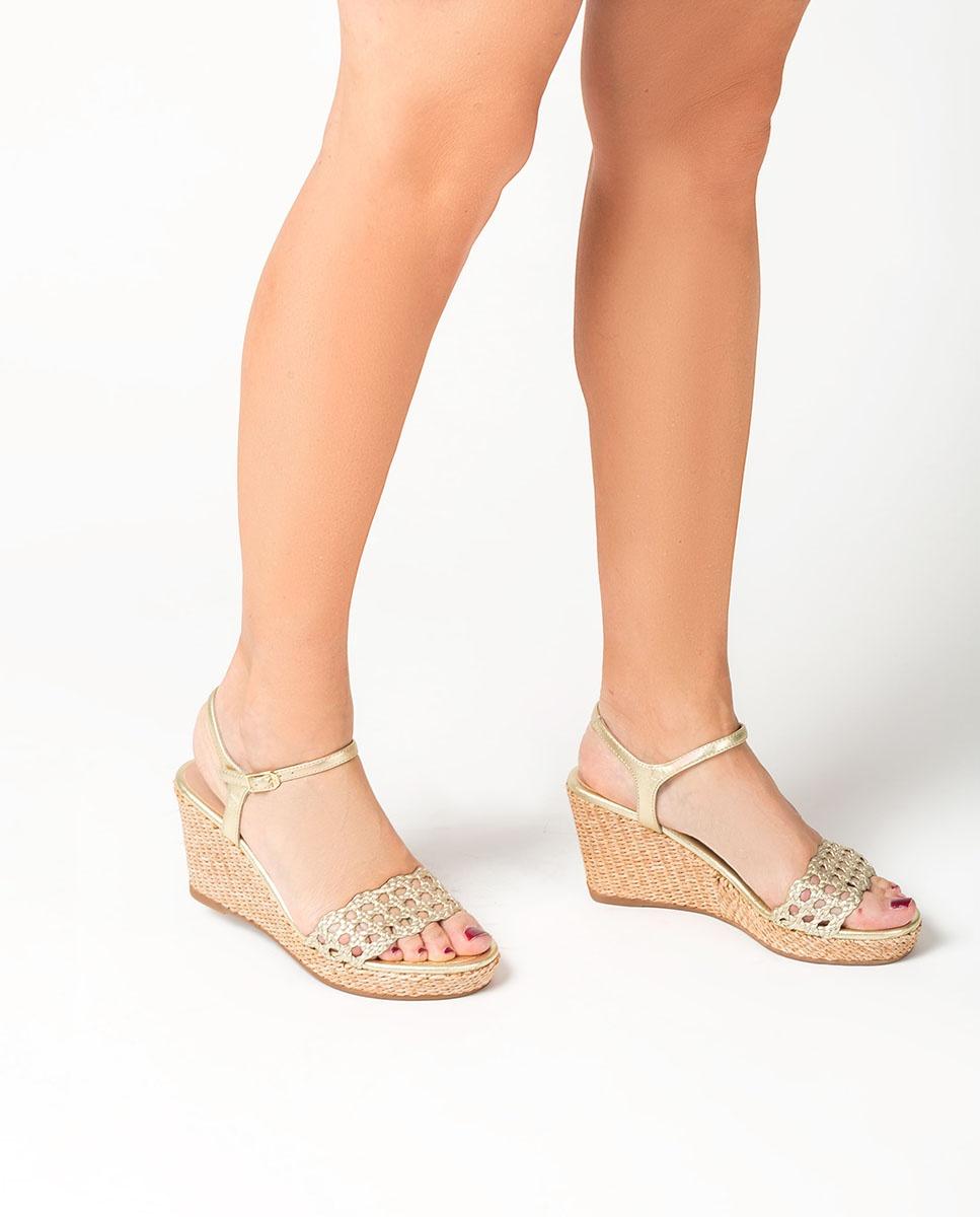 Unisa Sandals LOBI_LMT platino
