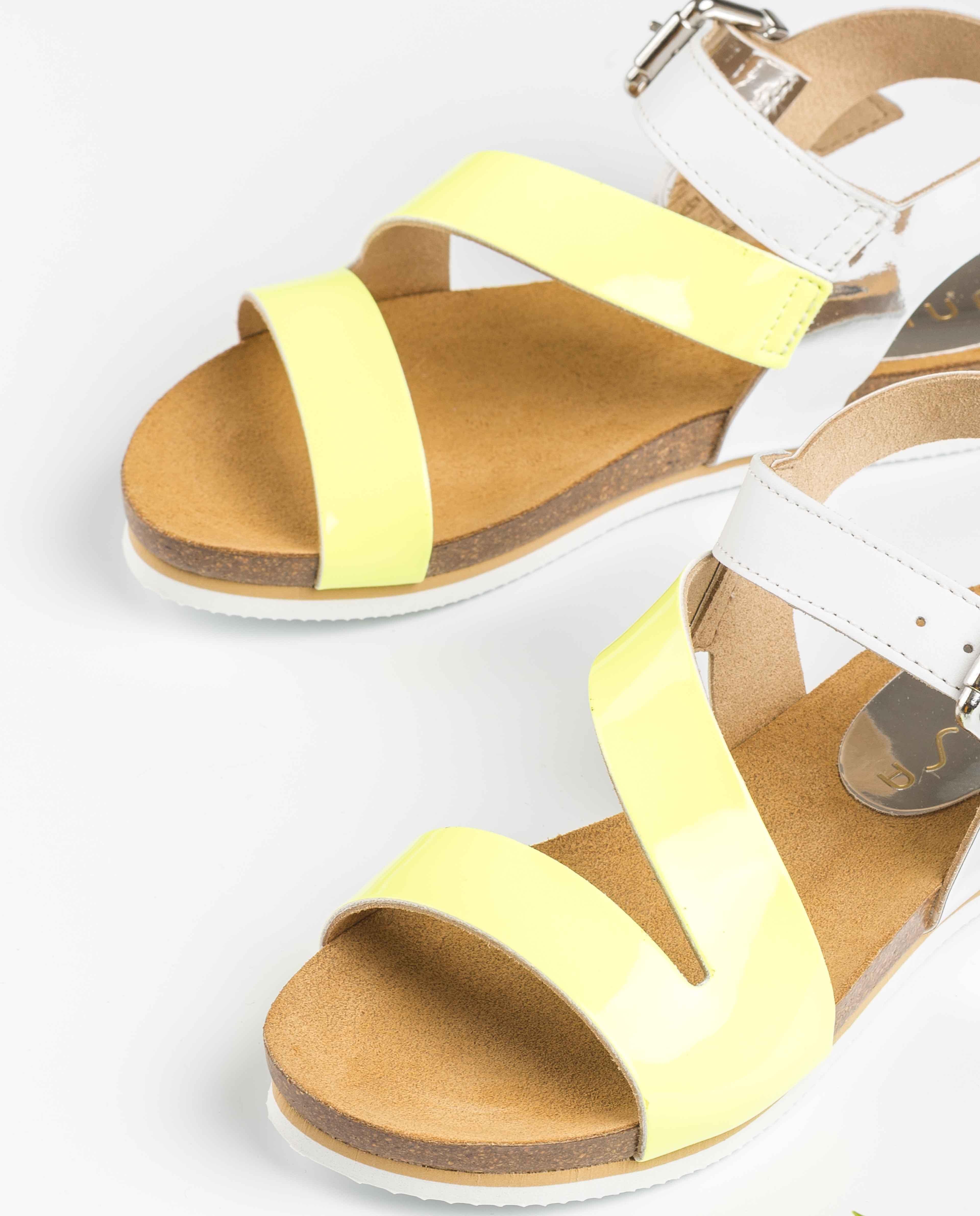 Unisa Sandals MAKENA_VER_SP lime/s