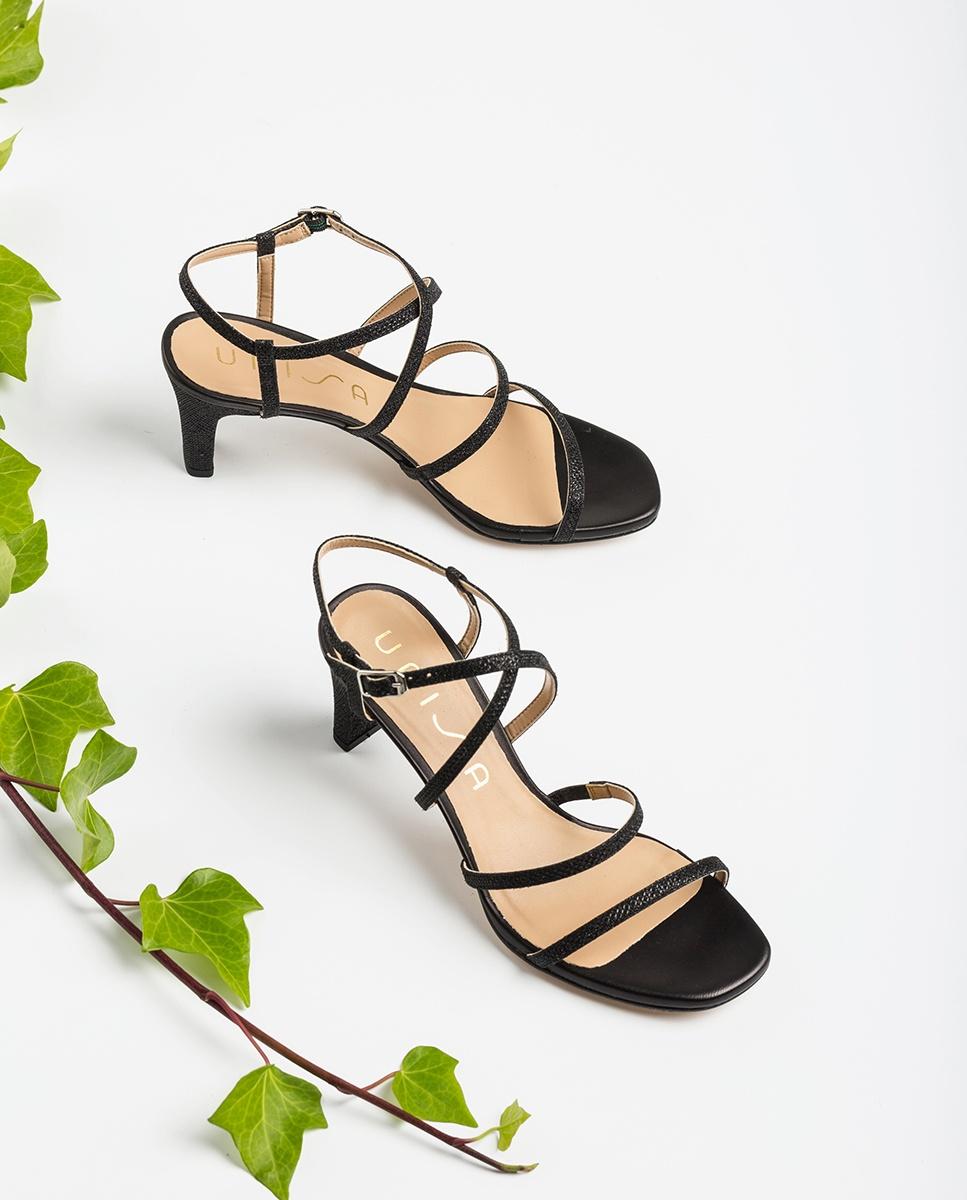 Unisa Sandals MALCON_EV_NA black