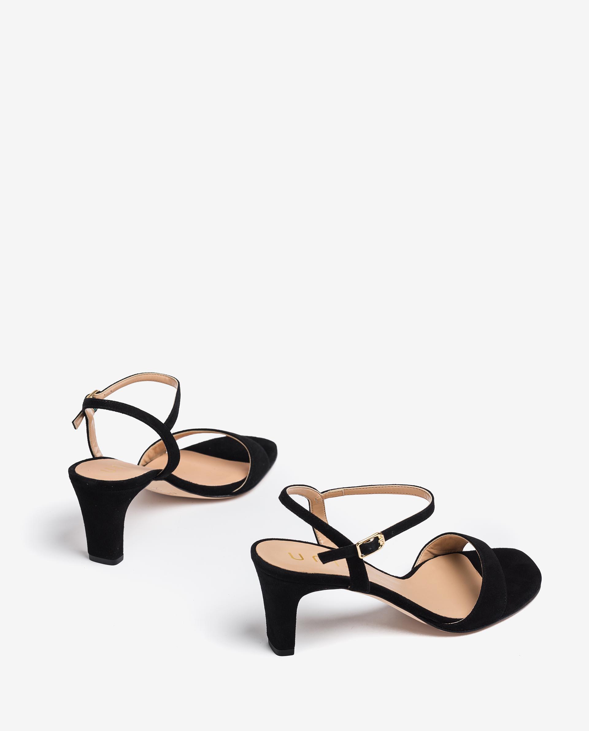 Unisa Sandals MECHI_21_KS black