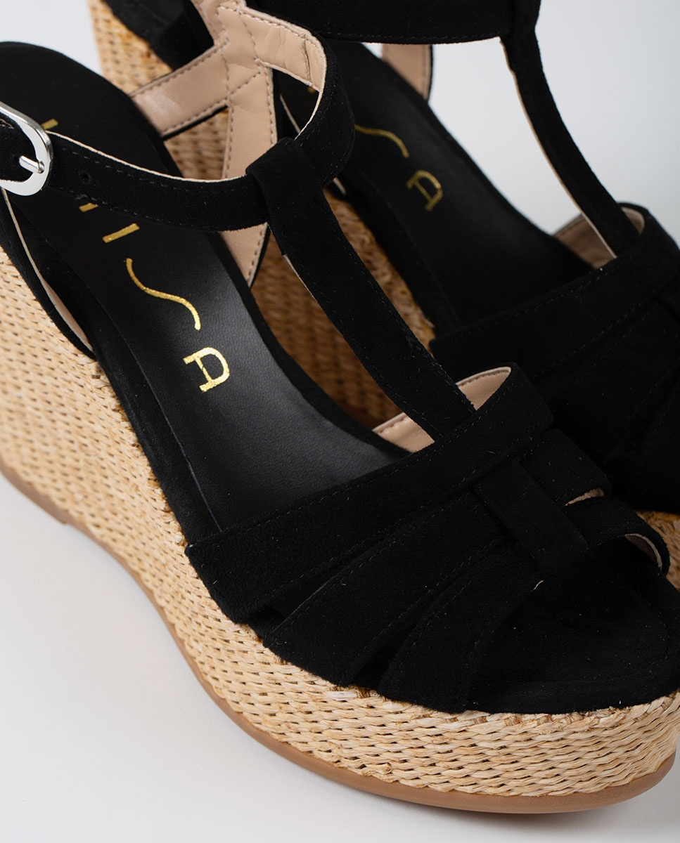 Unisa Sandals MOLINO_KS black