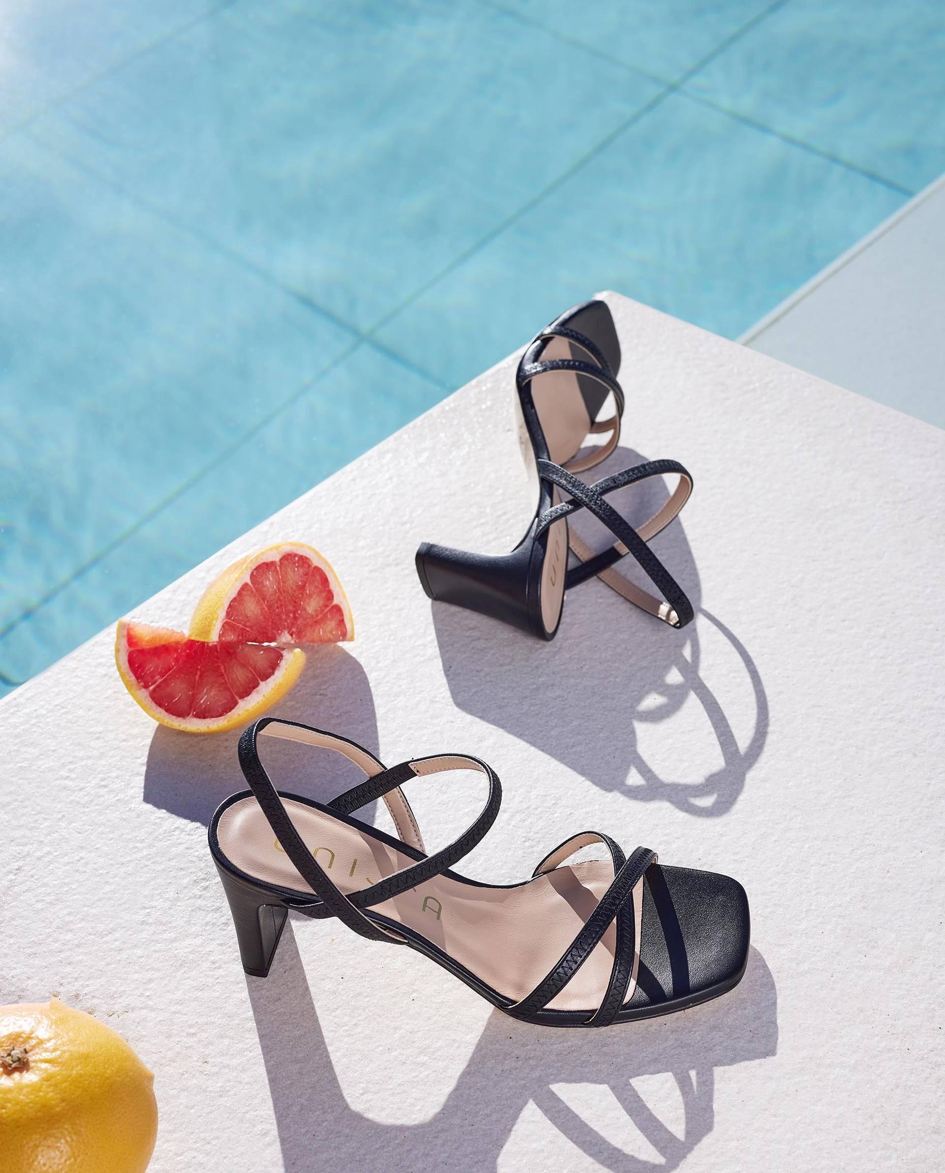 Unisa Sandals MONI_NS black