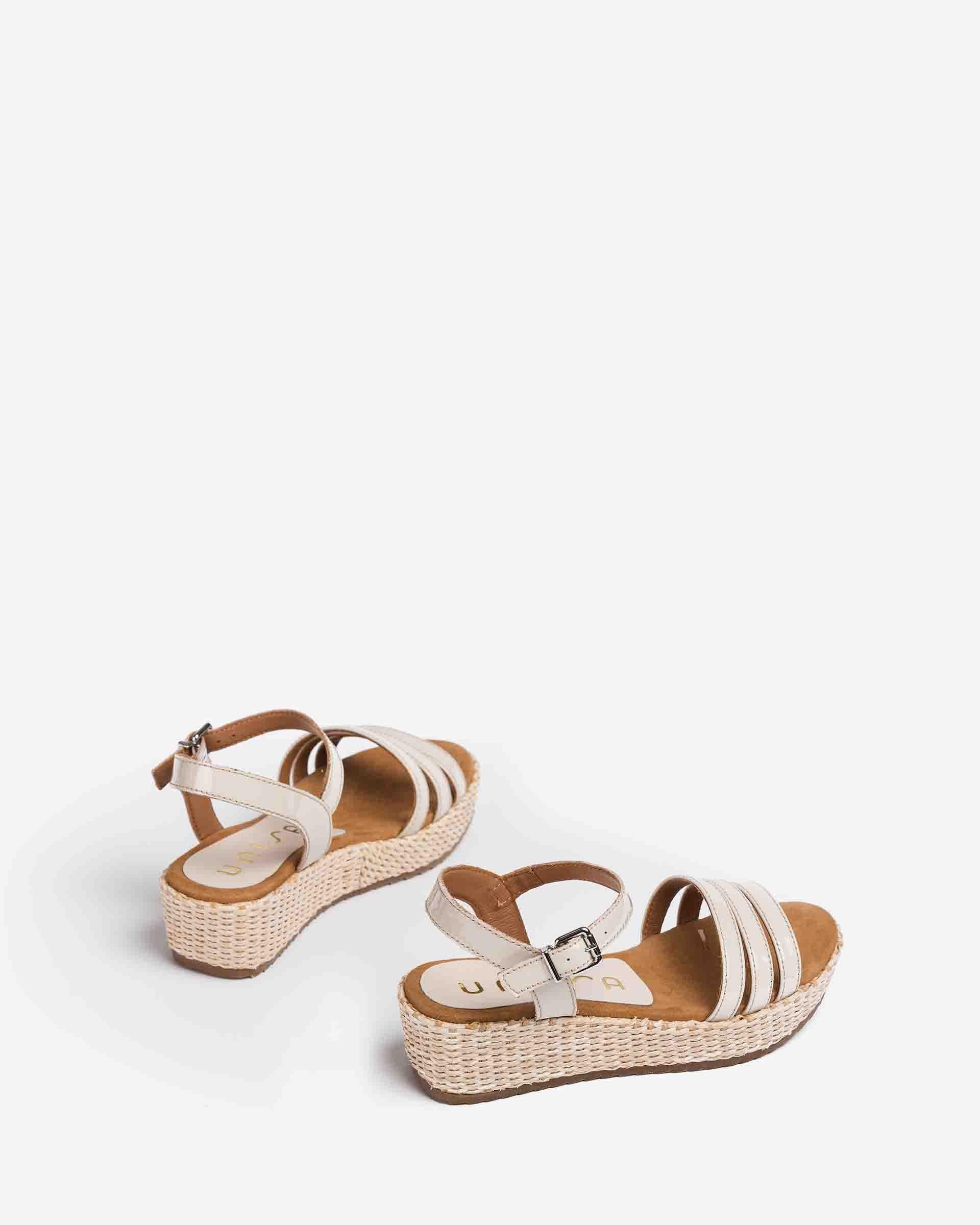 UNISA Little girl´s patent leather sandals TALENT_R_21_PA 2