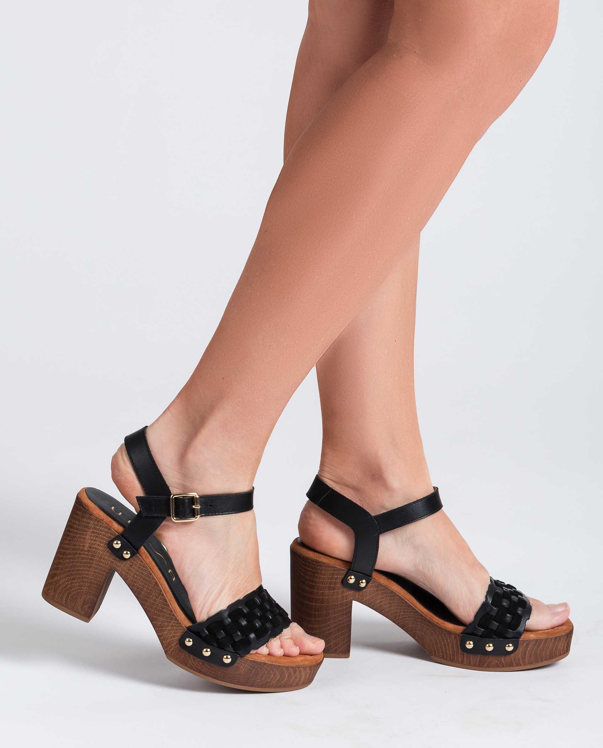 Unisa Sandals TARRES_RAN_KS black