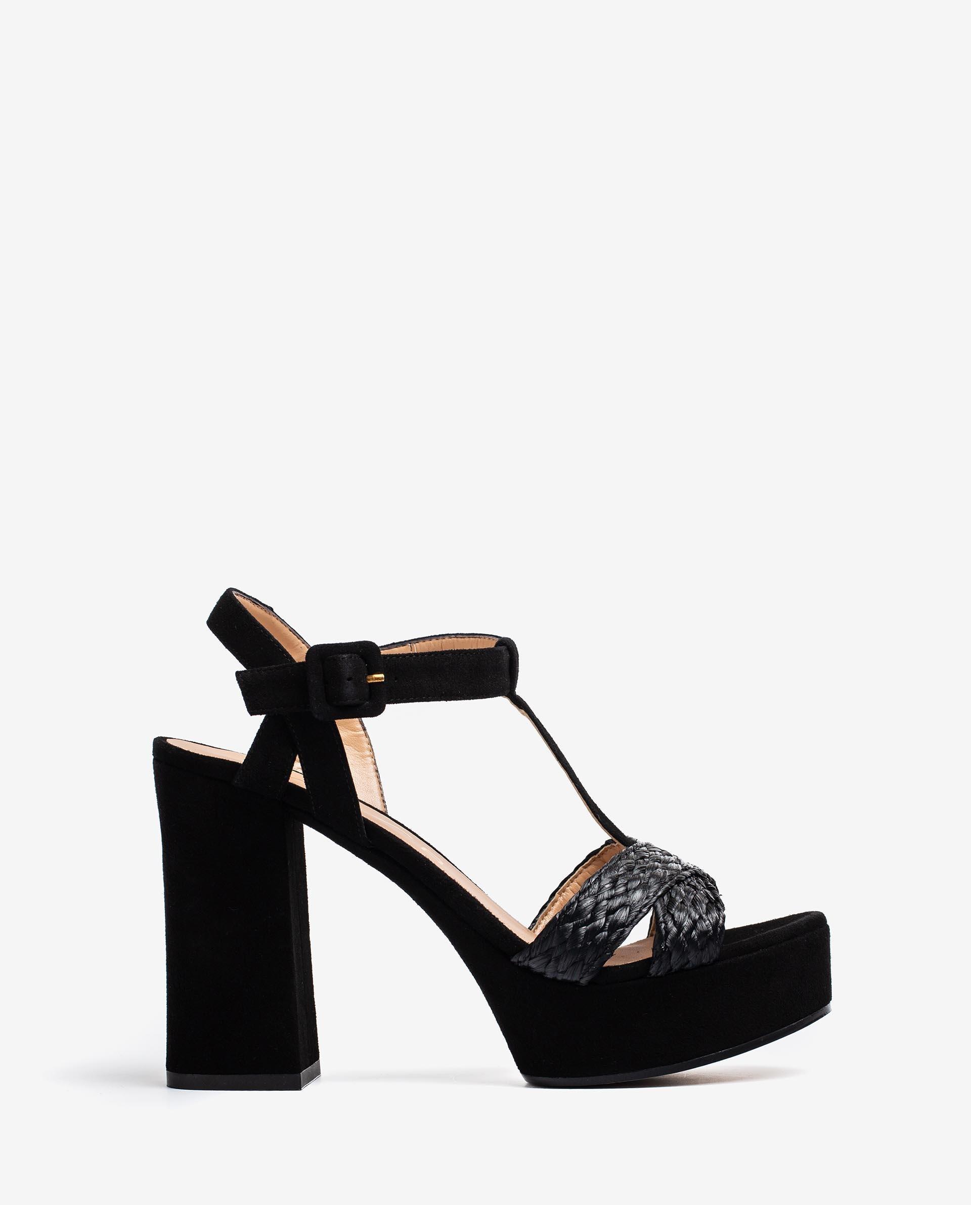 Unisa Sandals VALTER_KS black