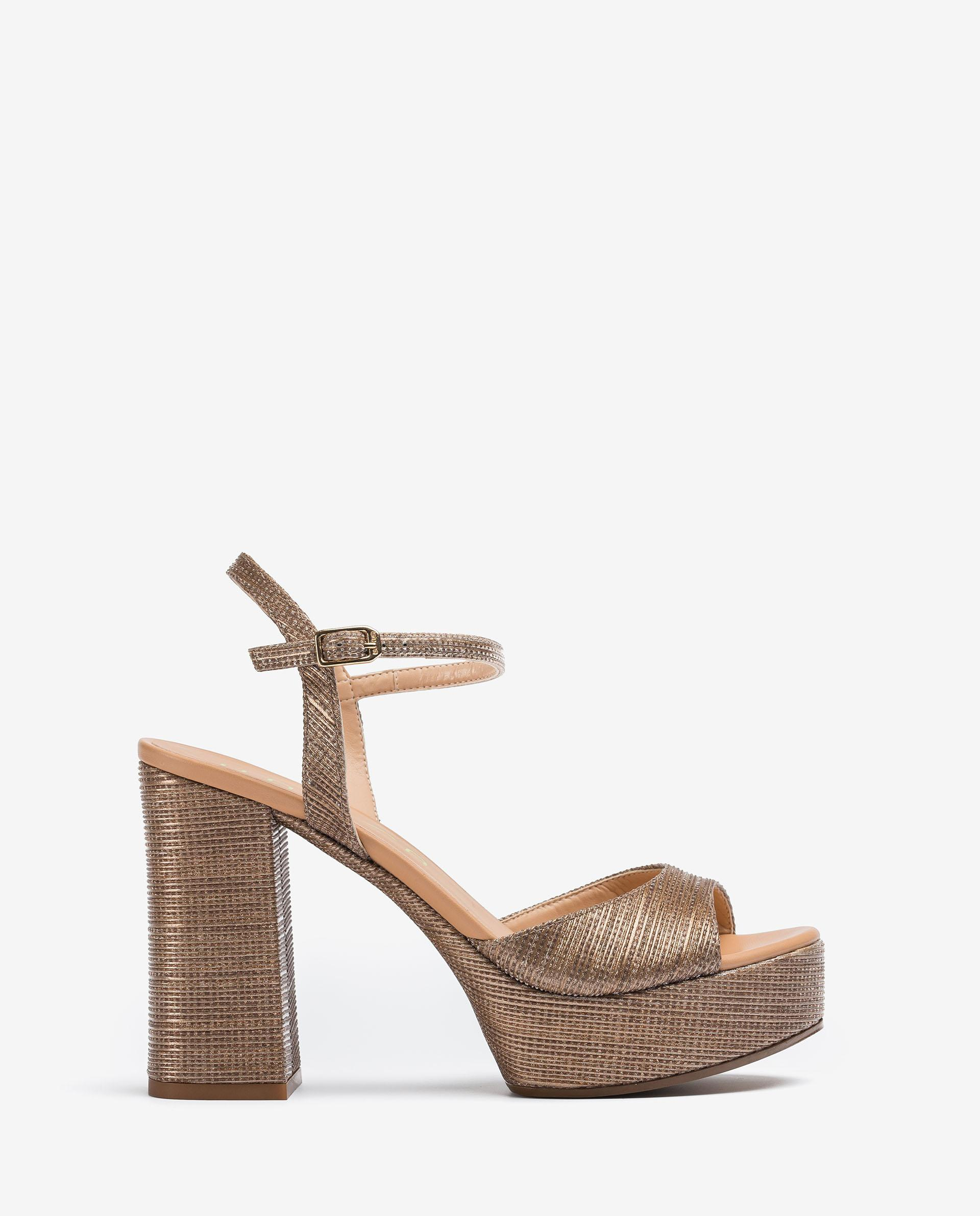 UNISA 70's style sandals VEGARA_21_RAD_NA 2