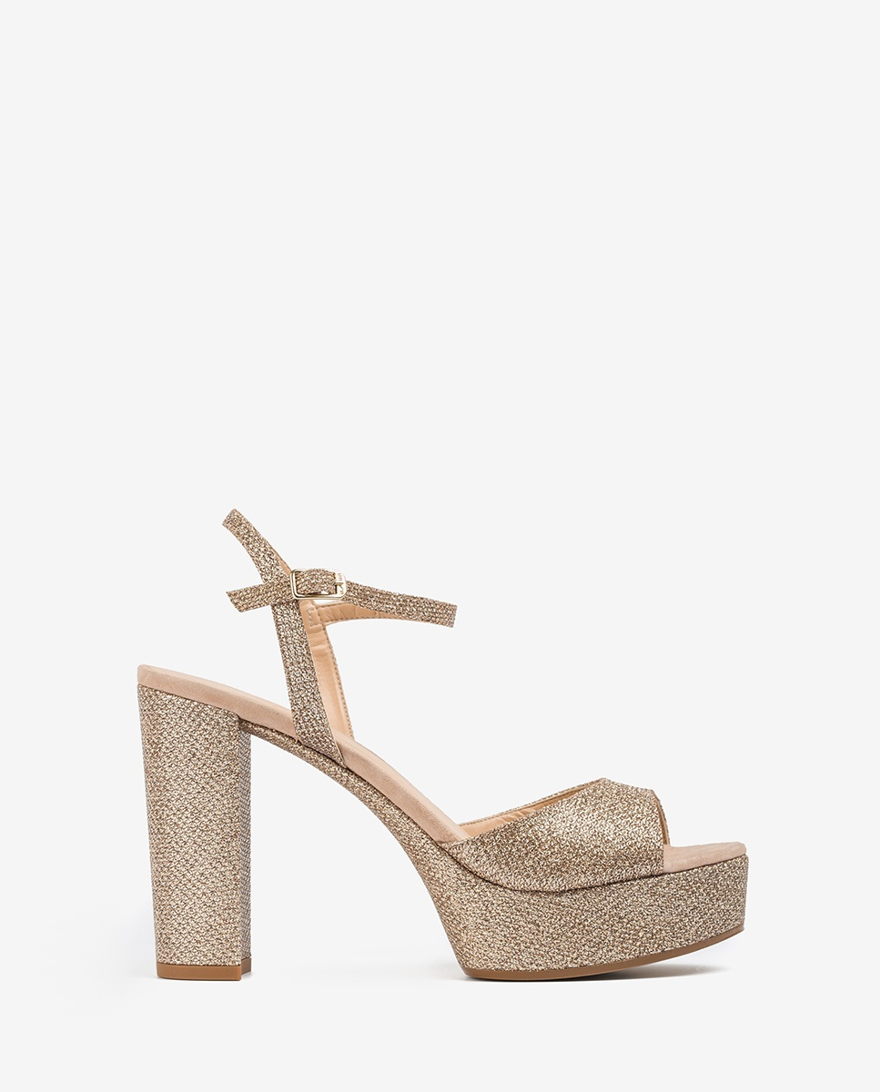 UNISA Contrast sandals heel and platform VEGARA_EV_KS mumm 2