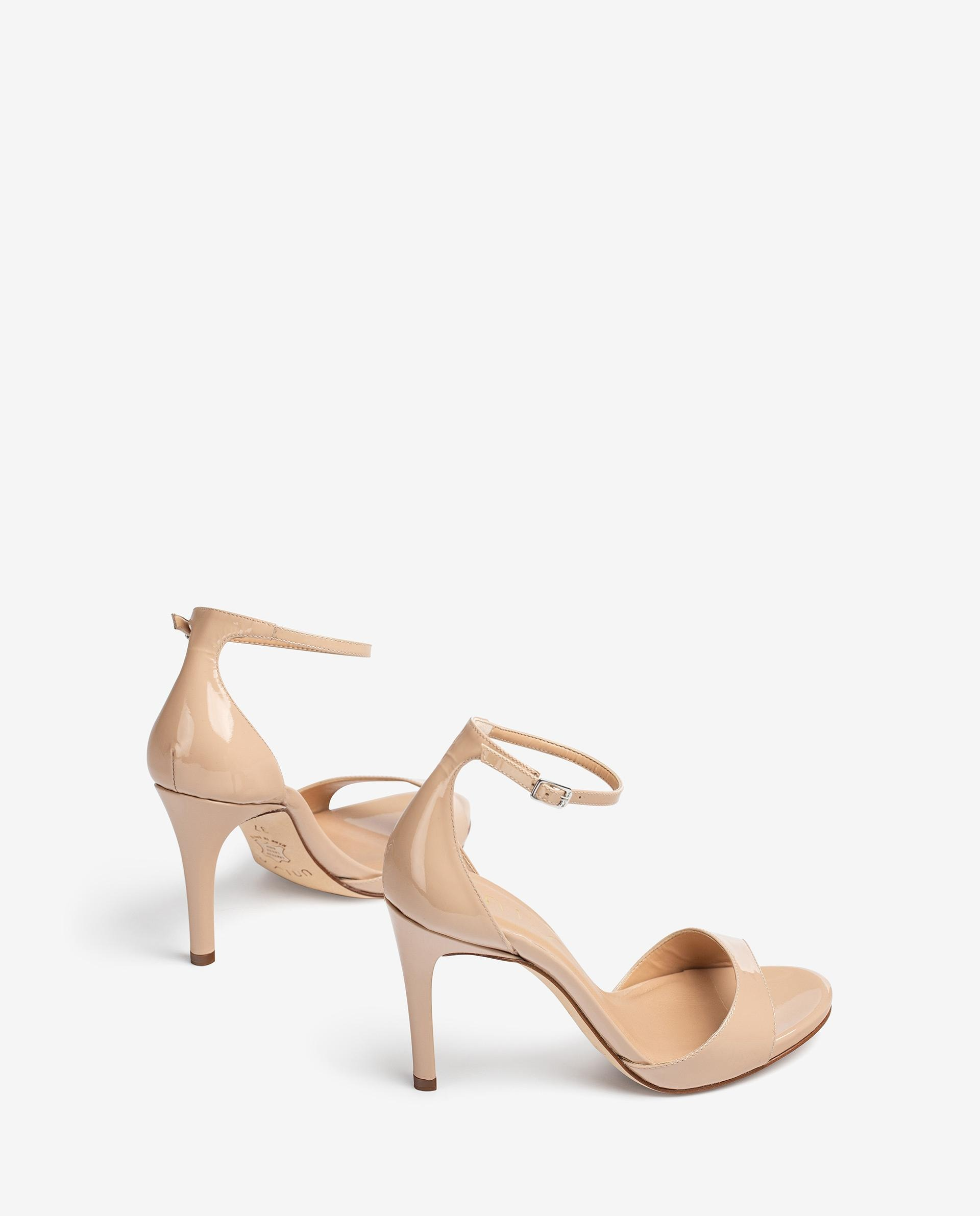 UNISA Patent leather high heel sandals YAGUE_PA 2