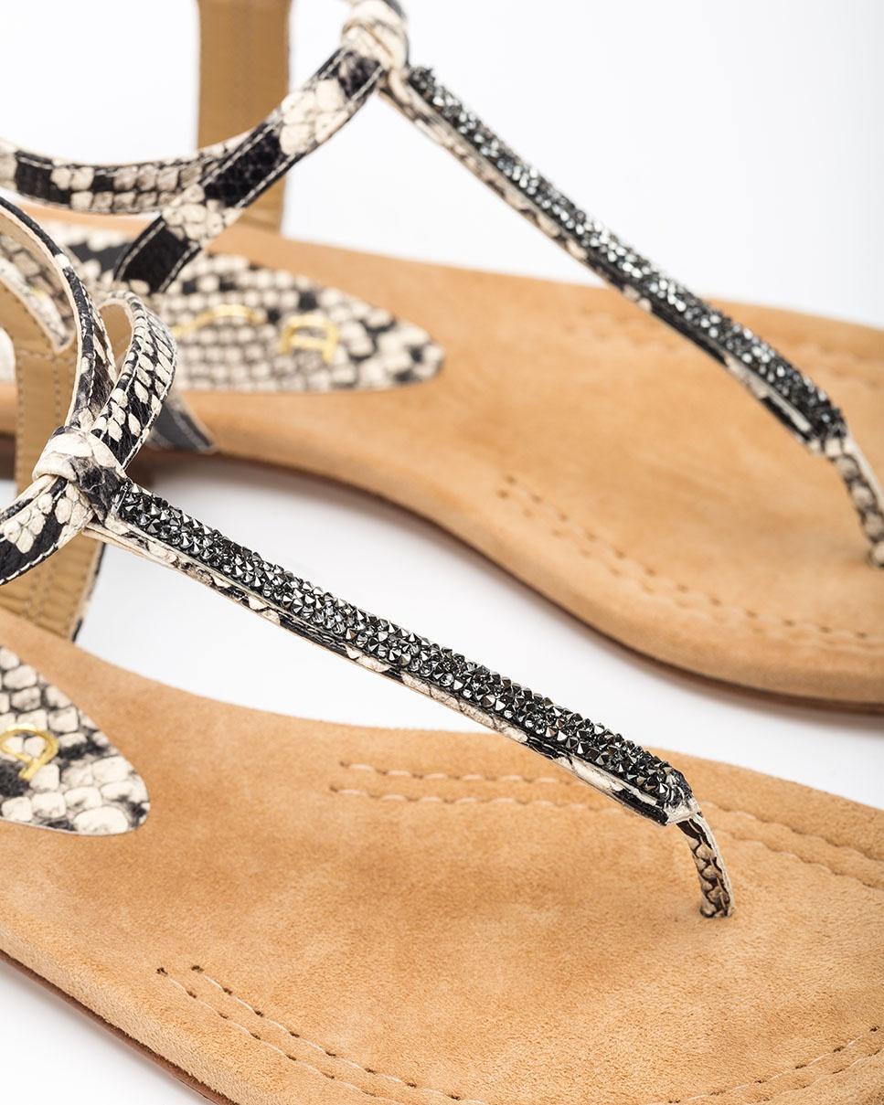 Unisa Toe post sandals CHARLE_20_VIP nacar