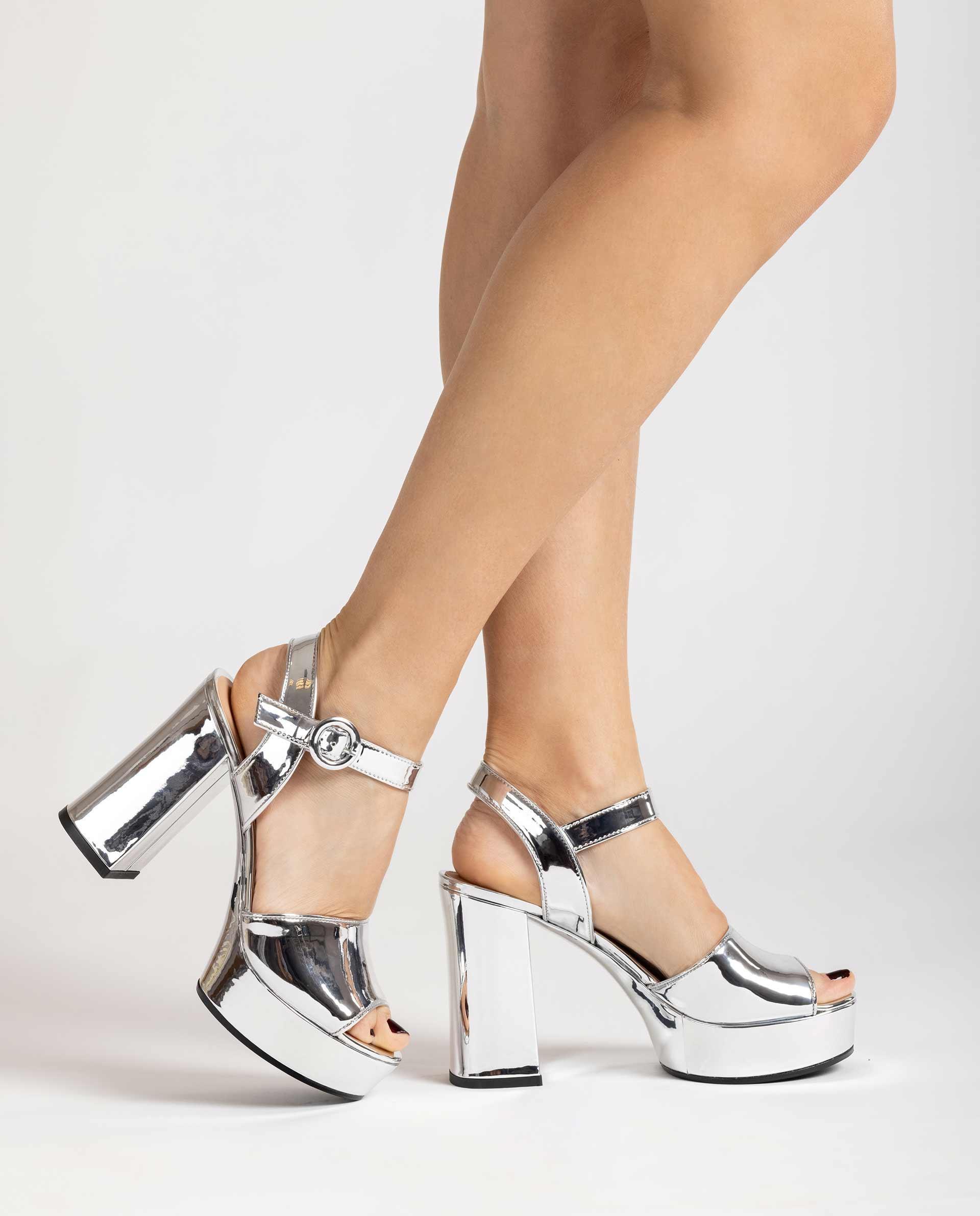 Unisa Sandalias VITEX_SP silver
