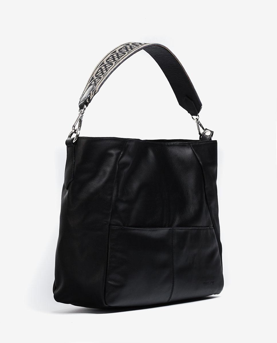 Unisa Hand bags ZRAS_NT black