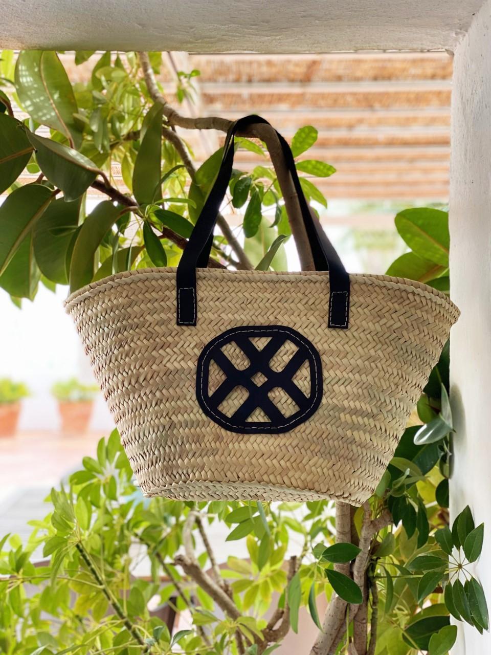 Unisa Medium-handbags ZCARRYCOT_M black/natu